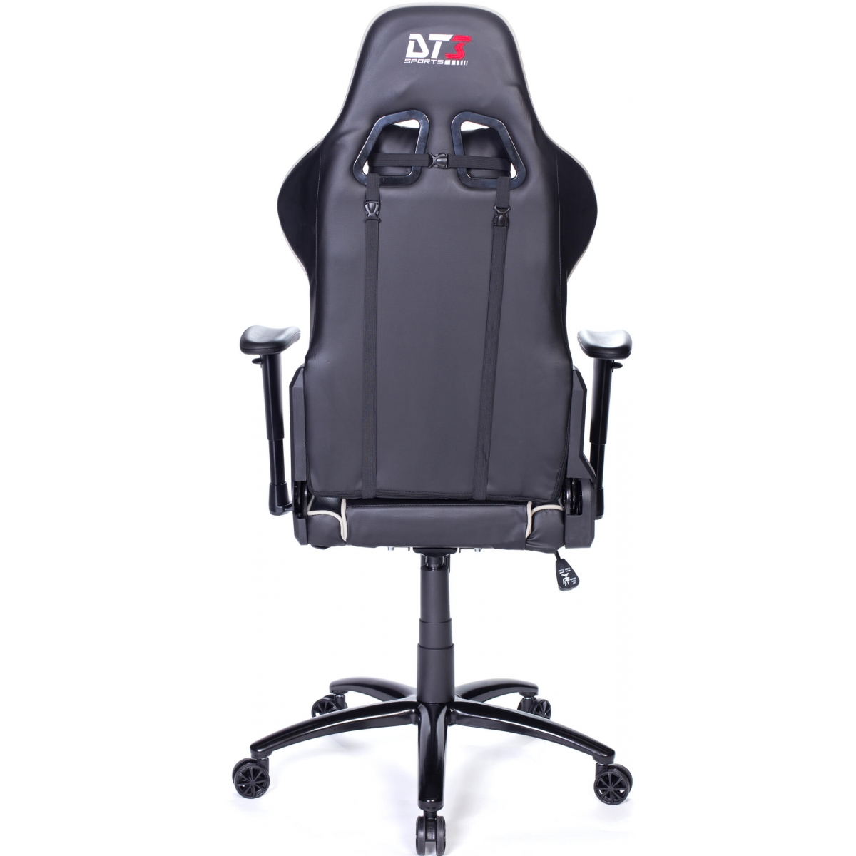 Cadeira Gamer DT3Sports Elise, Black-Grey