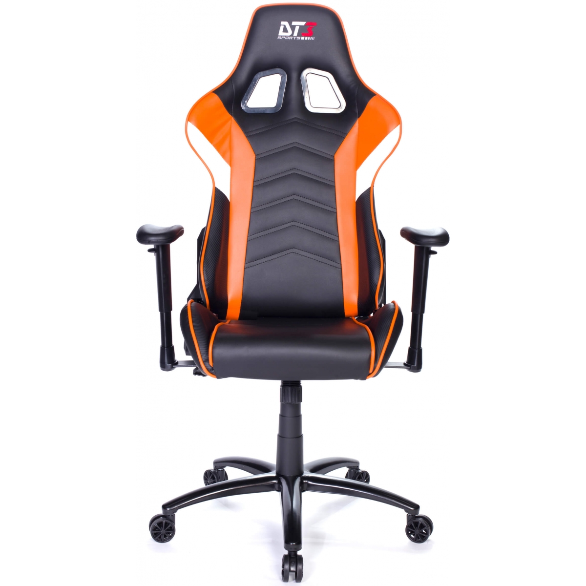 Cadeira Gamer DT3Sports Elise, Black-Orange