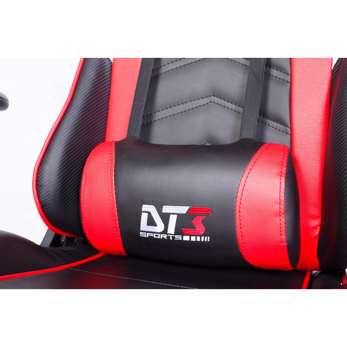 Cadeira Gamer DT3Sports Elise, Black-Red