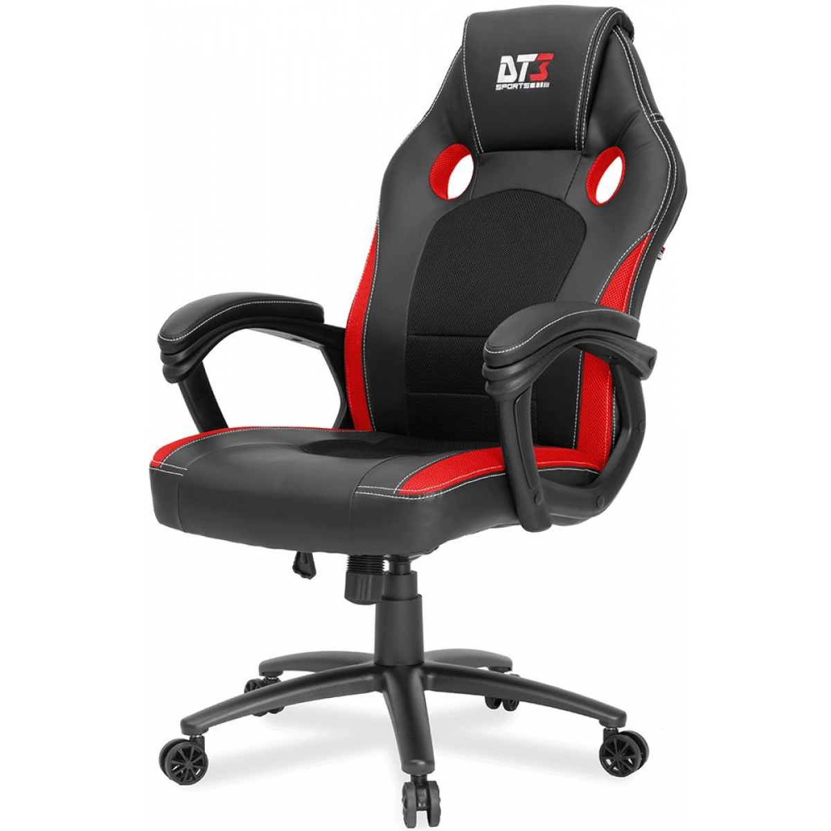 Cadeira Gamer DT3 Sports GT Black/Red