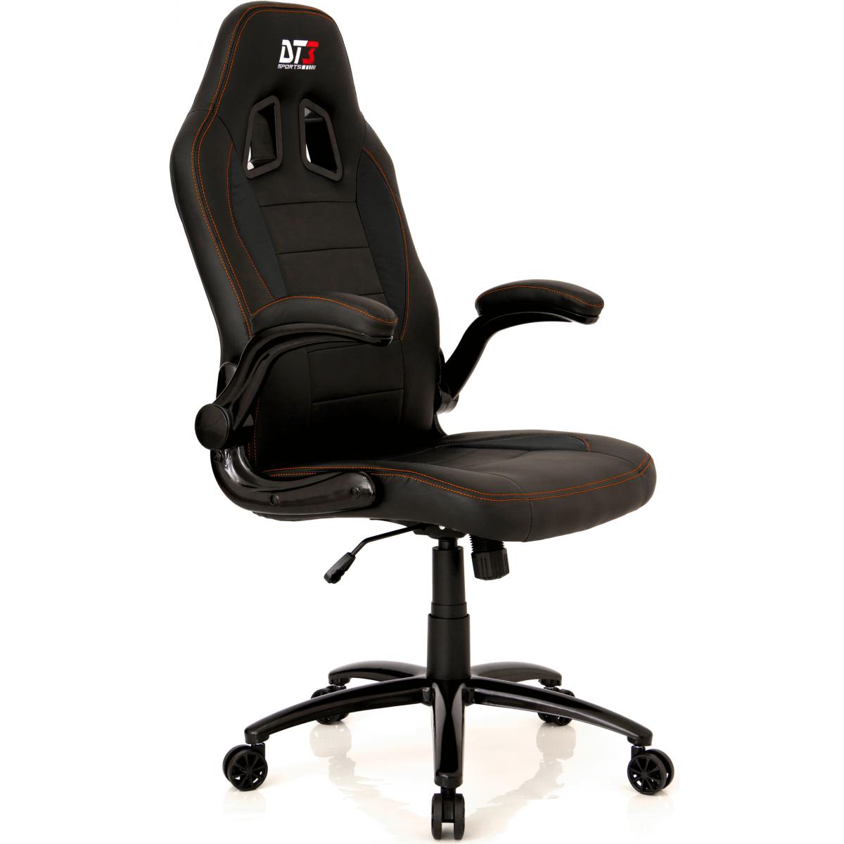 Cadeira Gamer DT3Sports GTI, Black-Orange