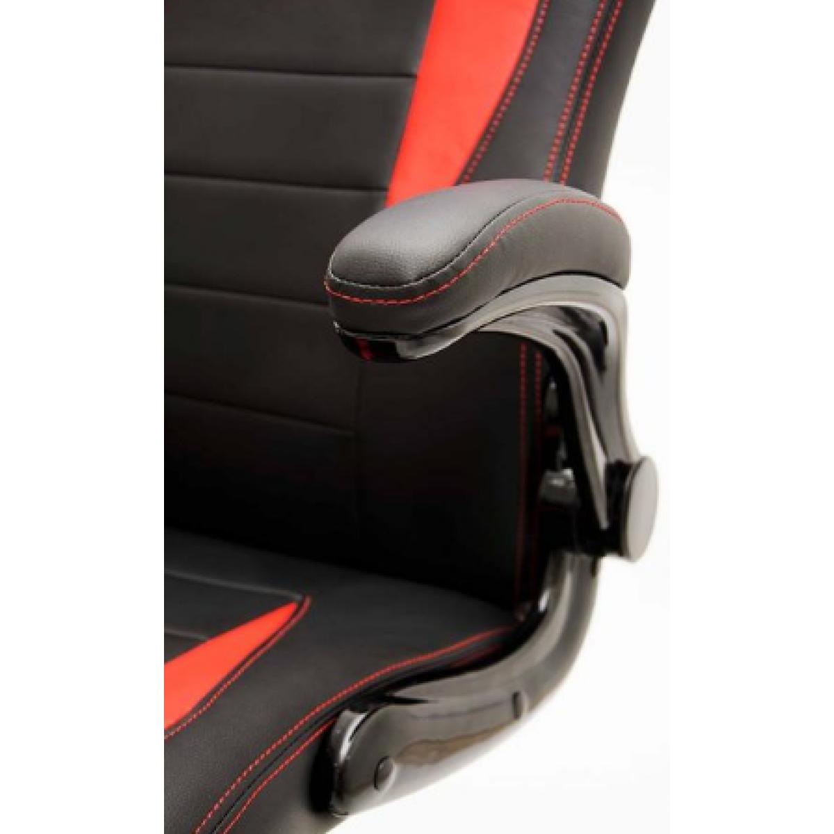 Cadeira Gamer DT3Sports GTI, Black-Red