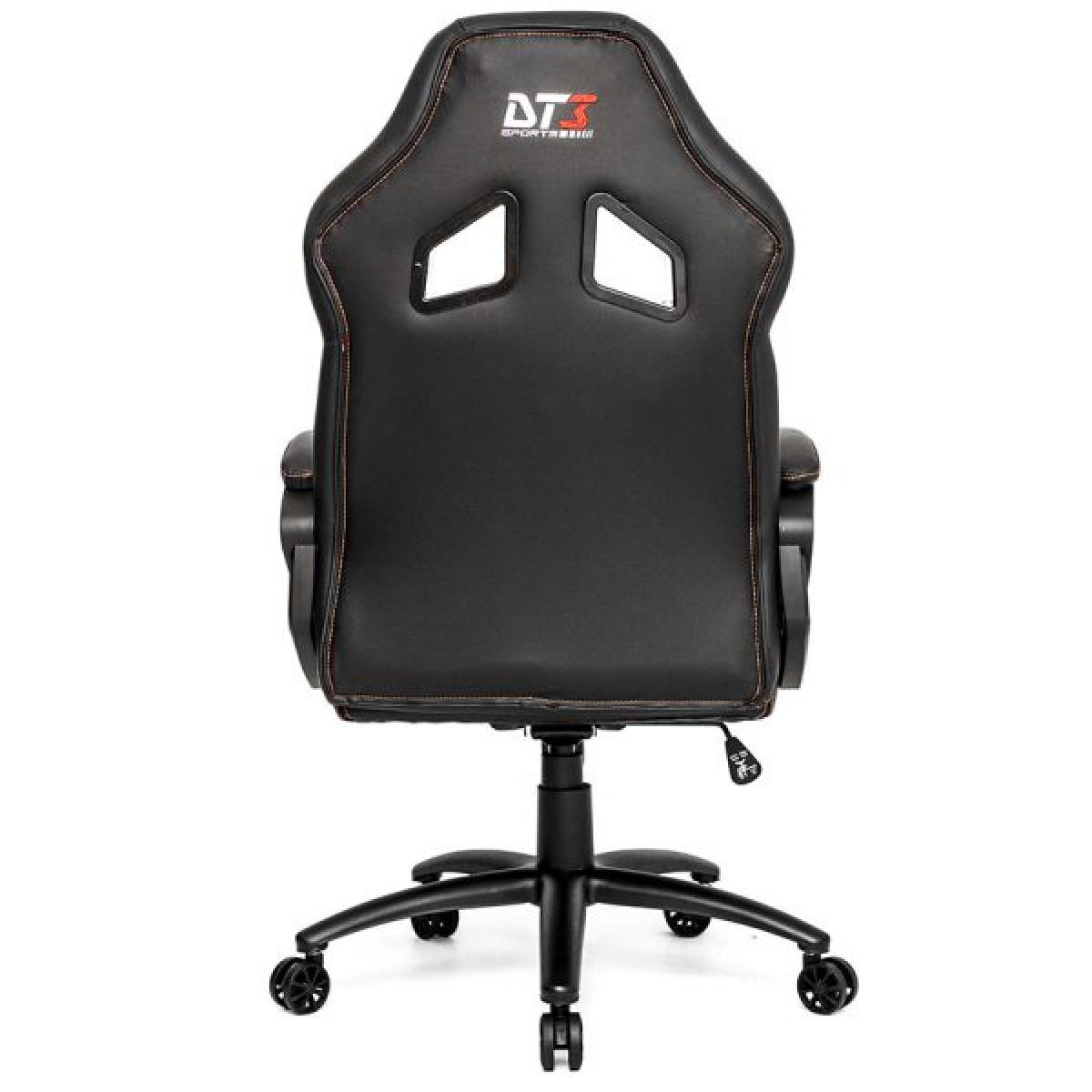 Cadeira Gamer DT3Sports GTS, Black-Orange