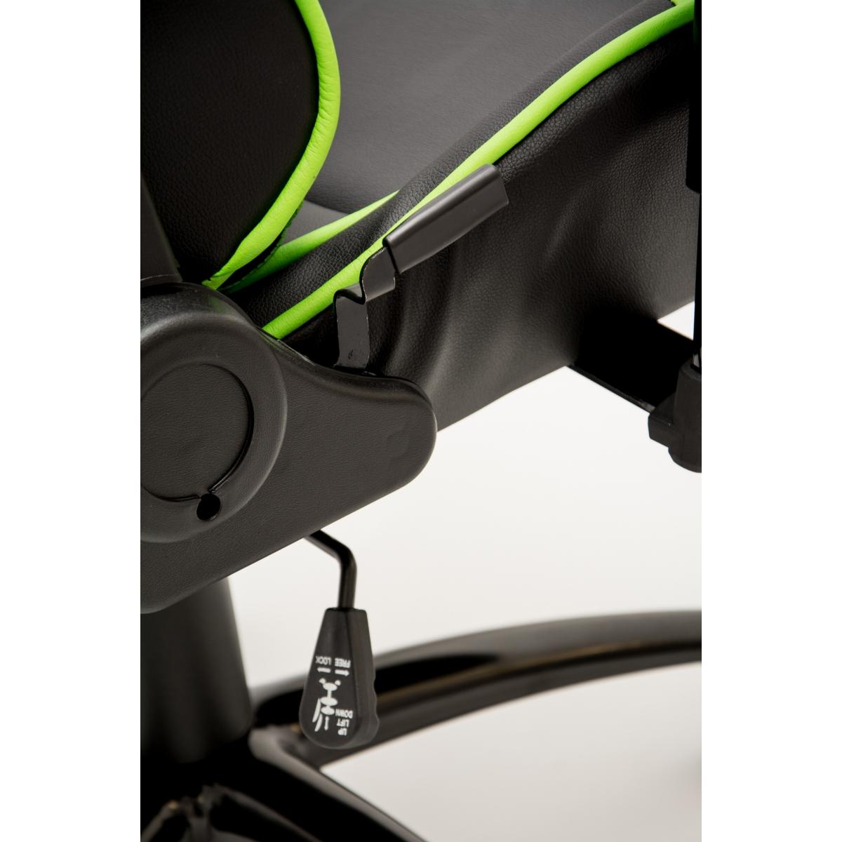Cadeira Gamer DT3Sports Mizano, Green