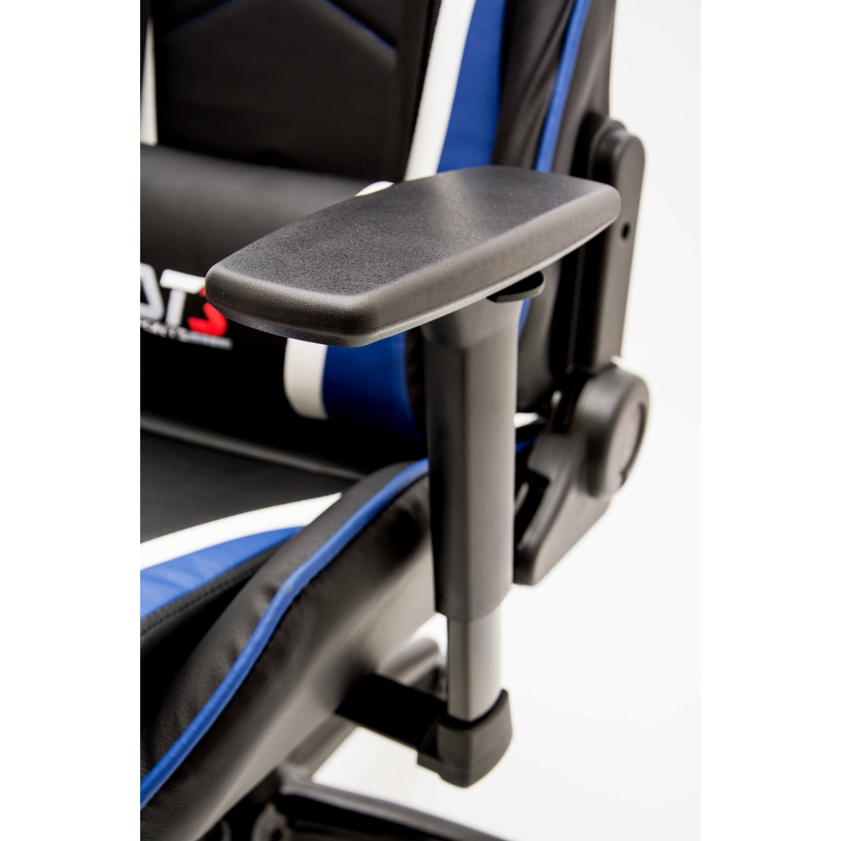 Cadeira Gamer DT3Sports Modena, Black-Blue