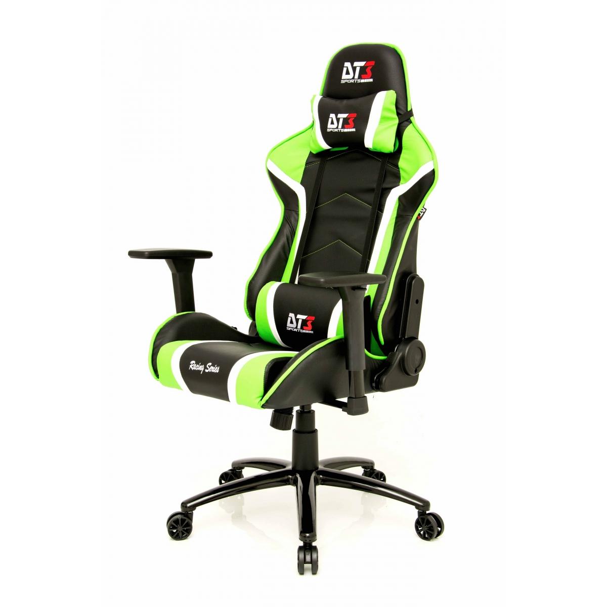 Cadeira Gamer DT3Sports Modena, Black-Green