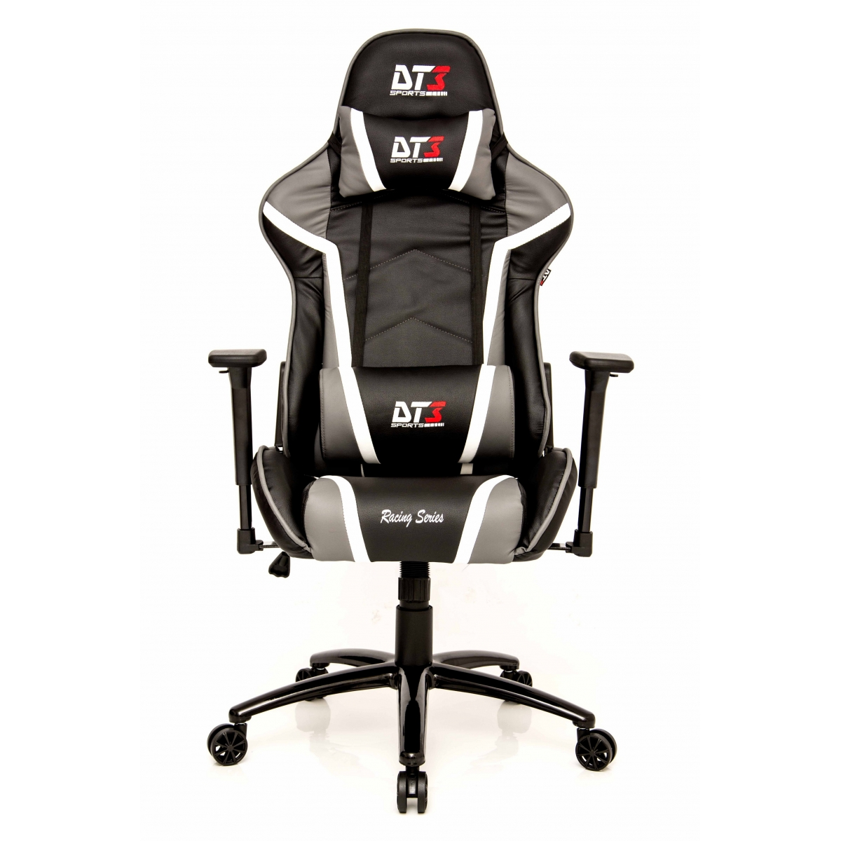 Cadeira Gamer DT3Sports Modena, Black-Grey