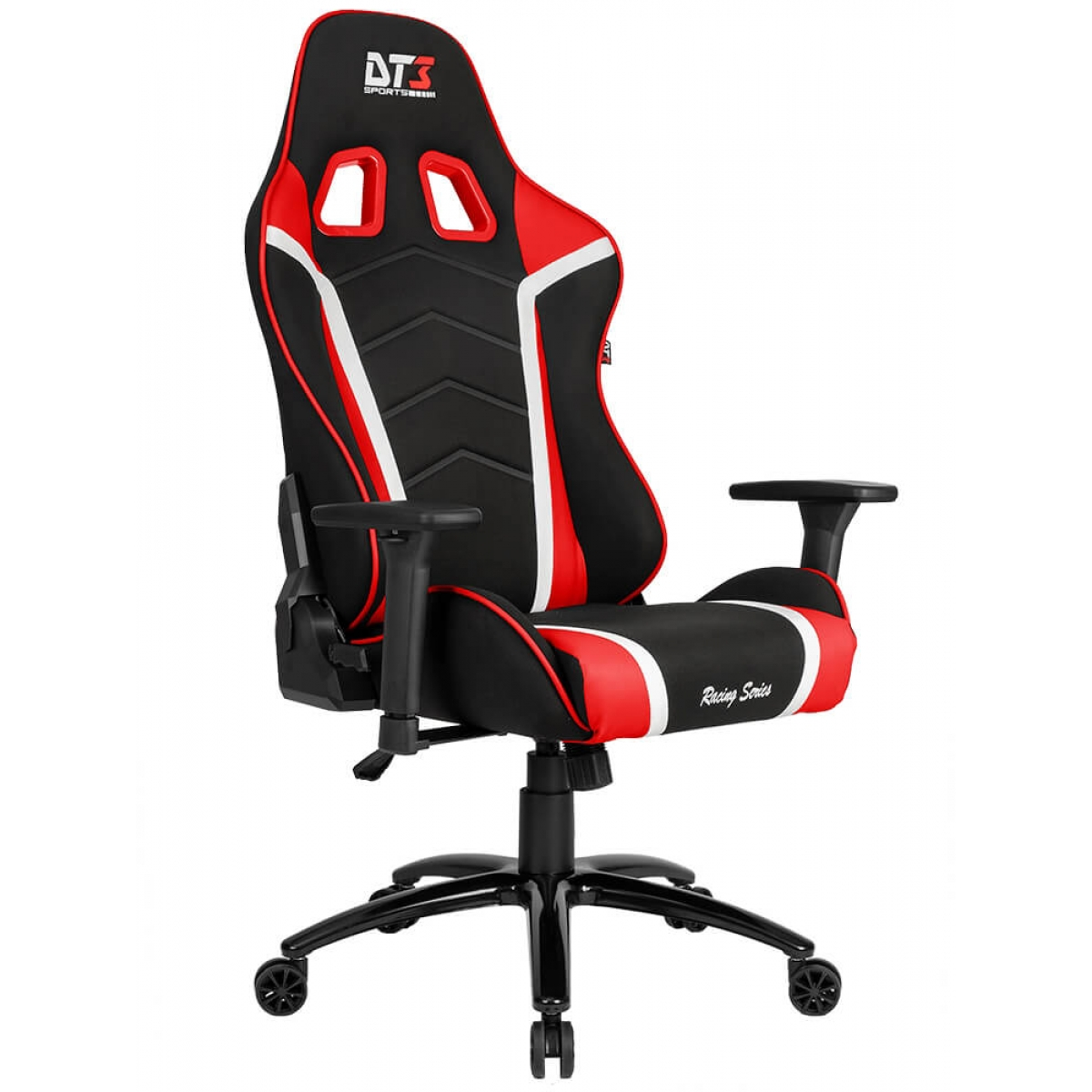Cadeira Gamer DT3Sports Modena Fabric, Red