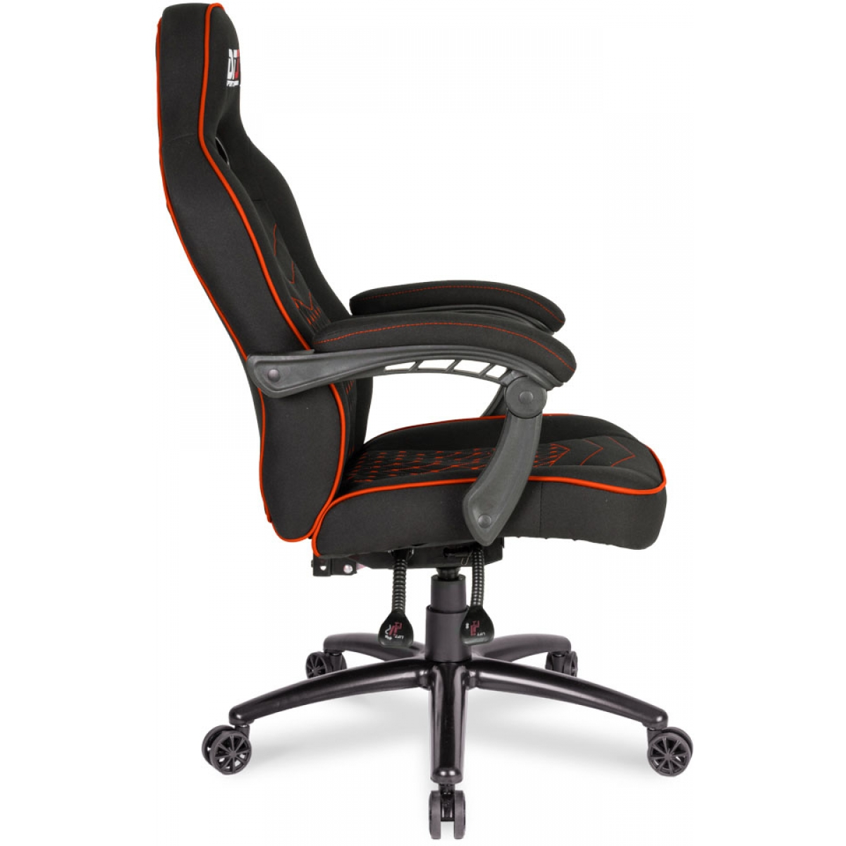 Cadeira Gamer DT3sports GTZ, Orange