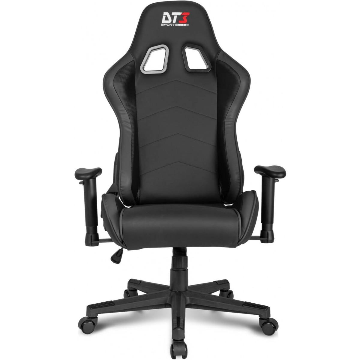 Cadeira Gamer DT3sports Jaguar, Dark Grey