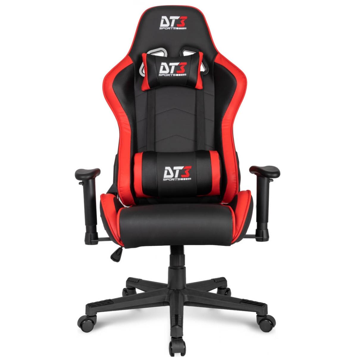 Cadeira Gamer DT3sports Jaguar, Red