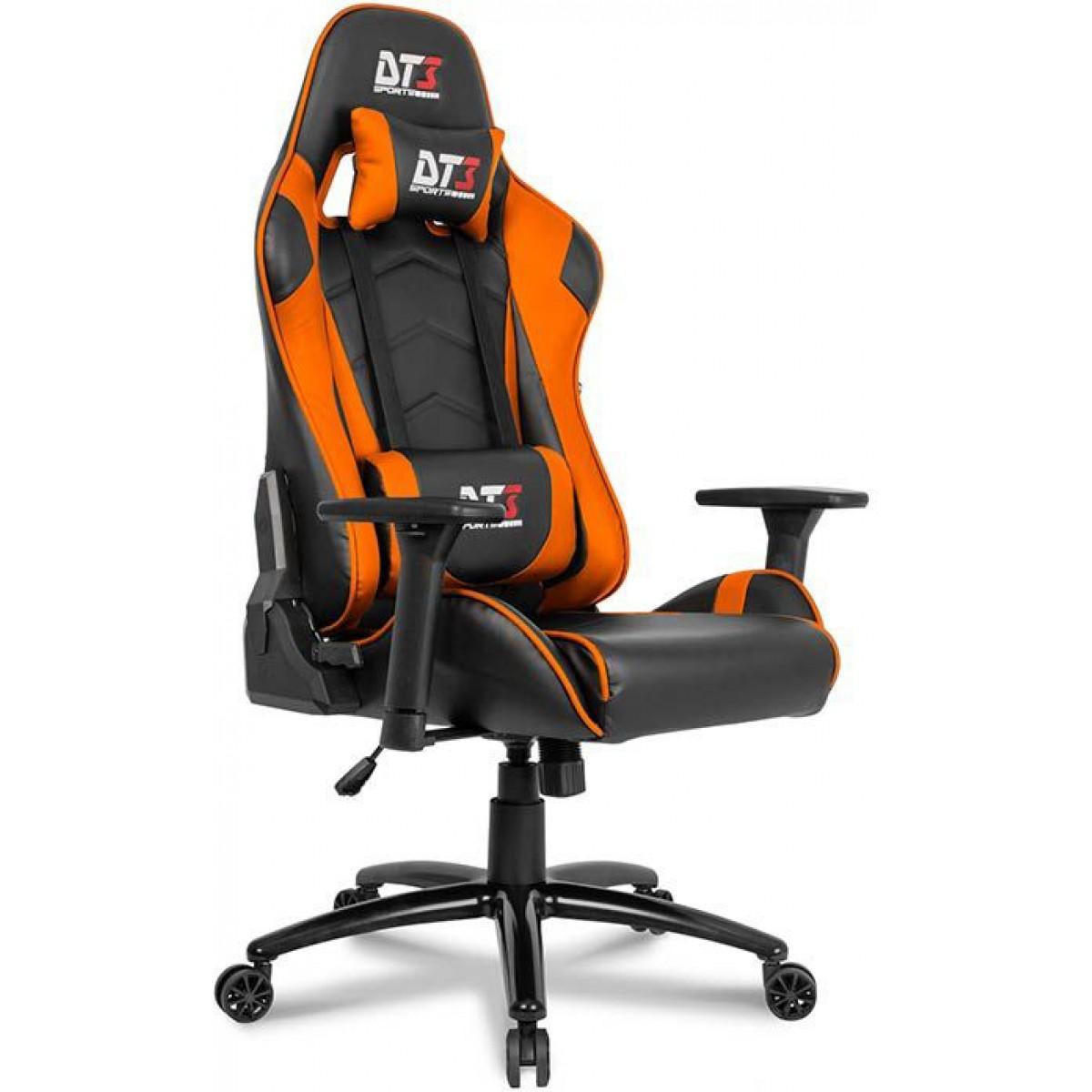 Cadeira Gamer DT3Sports Mizano Fabric, Orange