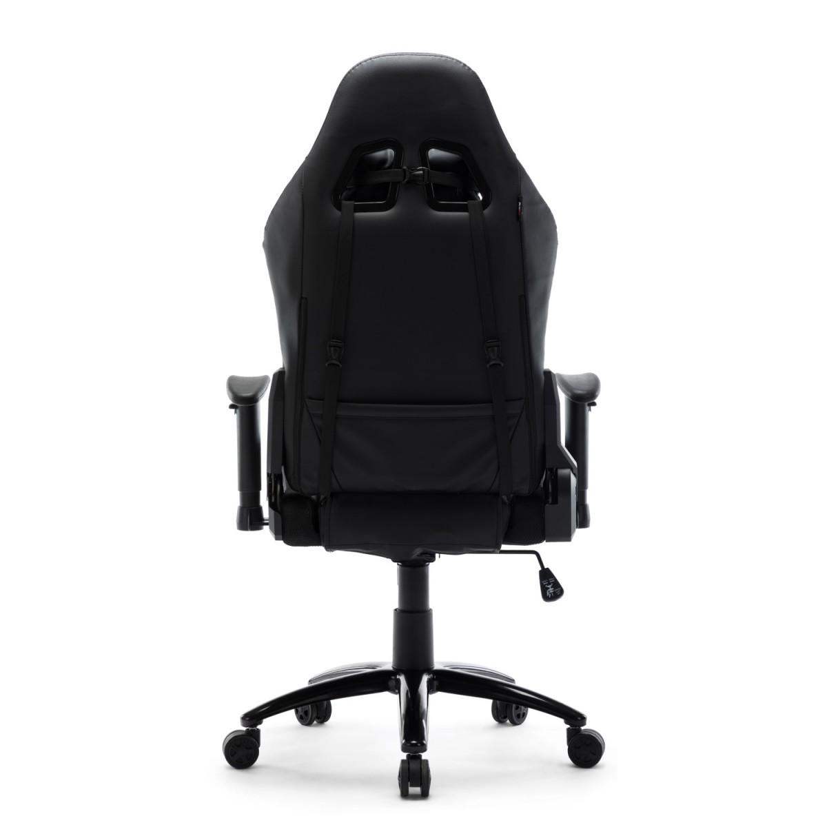 Cadeira Gamer DT3Sports Pixel, RGB, Black - Open Box