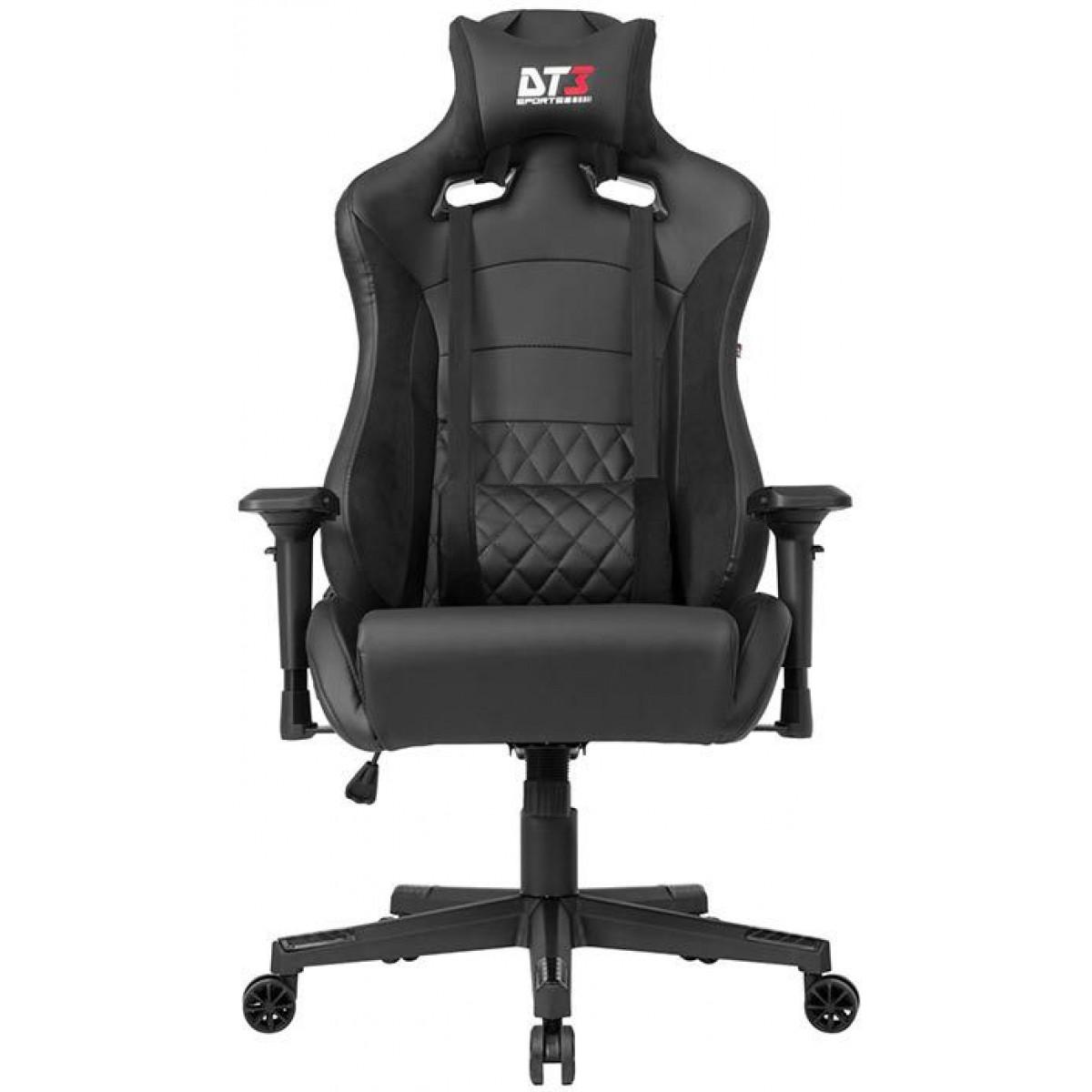 Cadeira Gamer DT3Sports Ravena, Suede