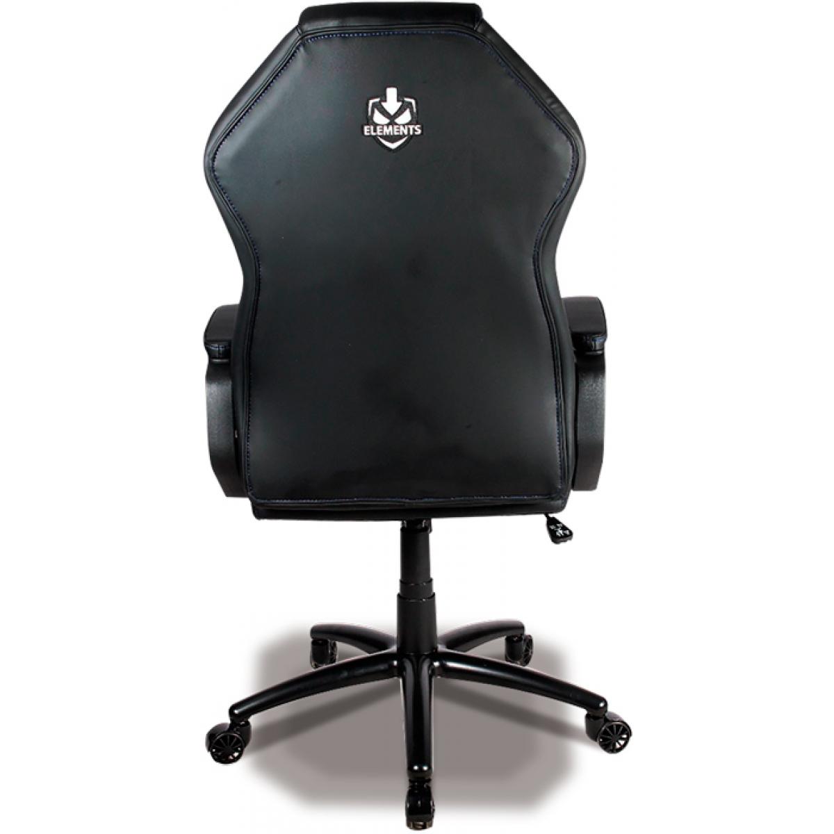 Cadeira Gamer Elements Elemental Terra, Green