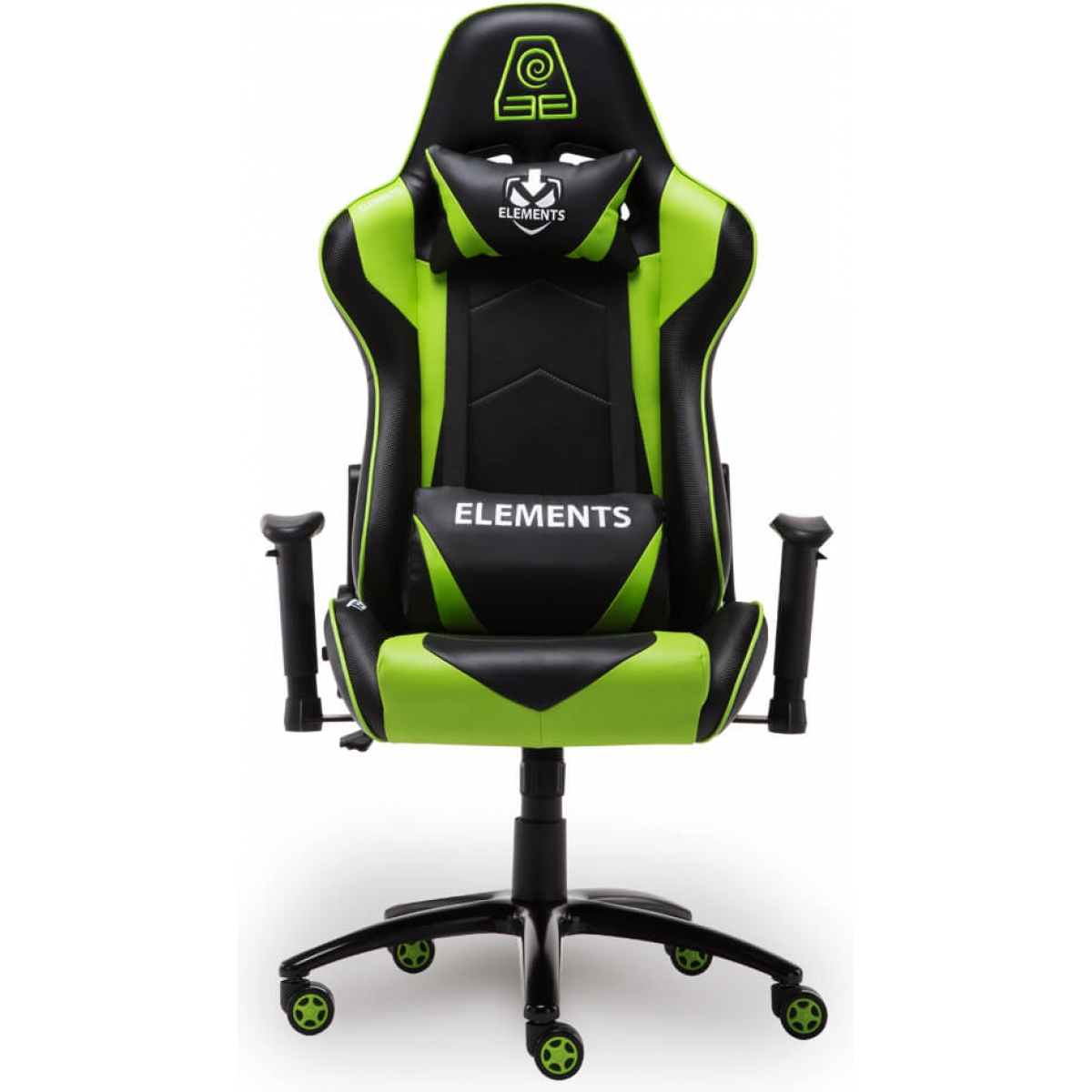 Cadeira Gamer Elements Veda Terra, Green