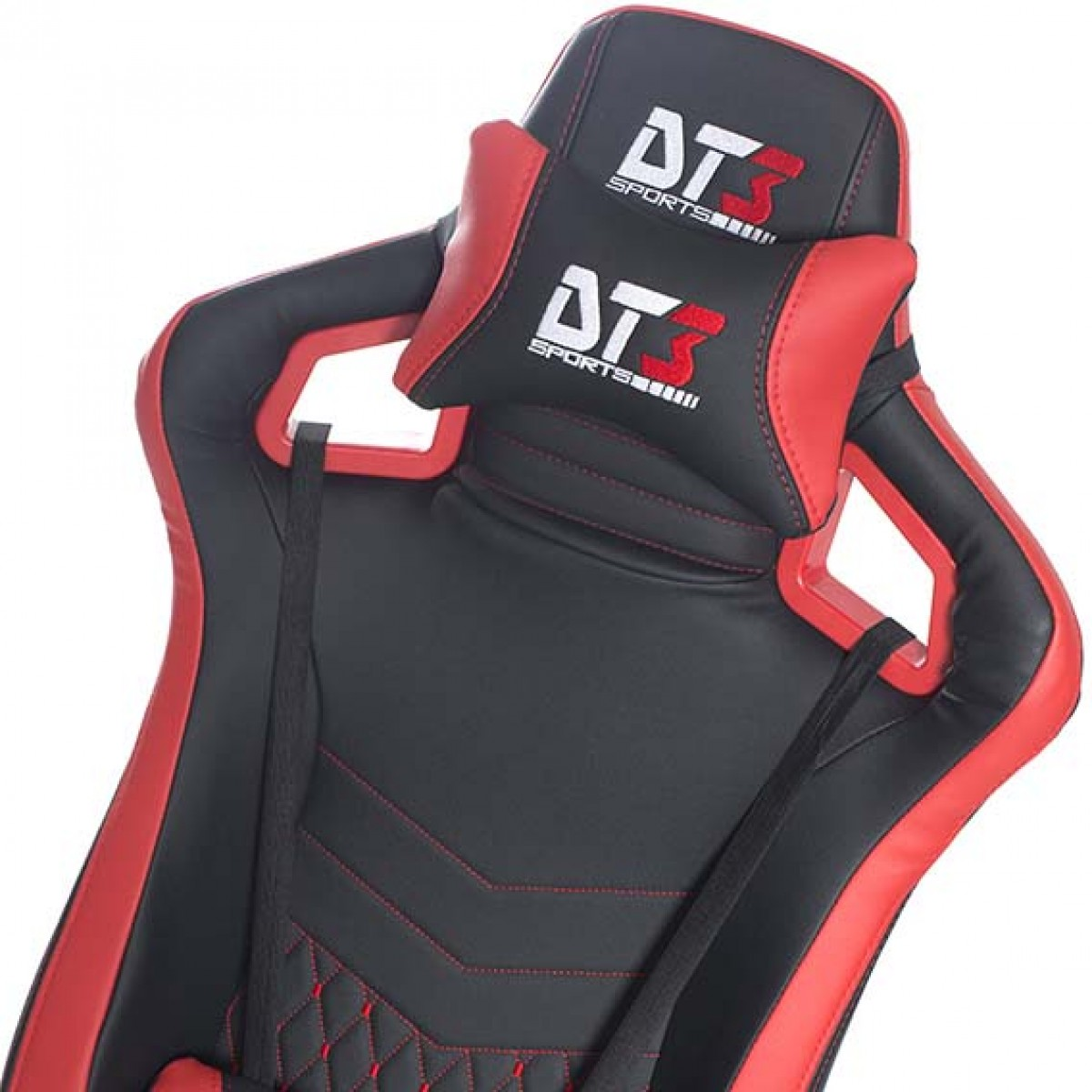 Cadeira Gamer DT3 Sports Elite Ônix Diamond Red