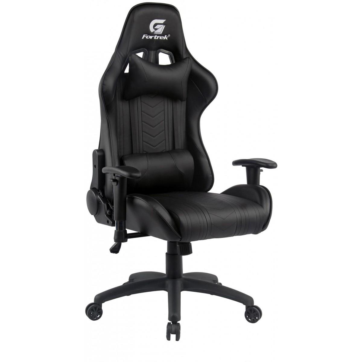 Cadeira Gamer Fortrek Black Hawk, Preta, 70508