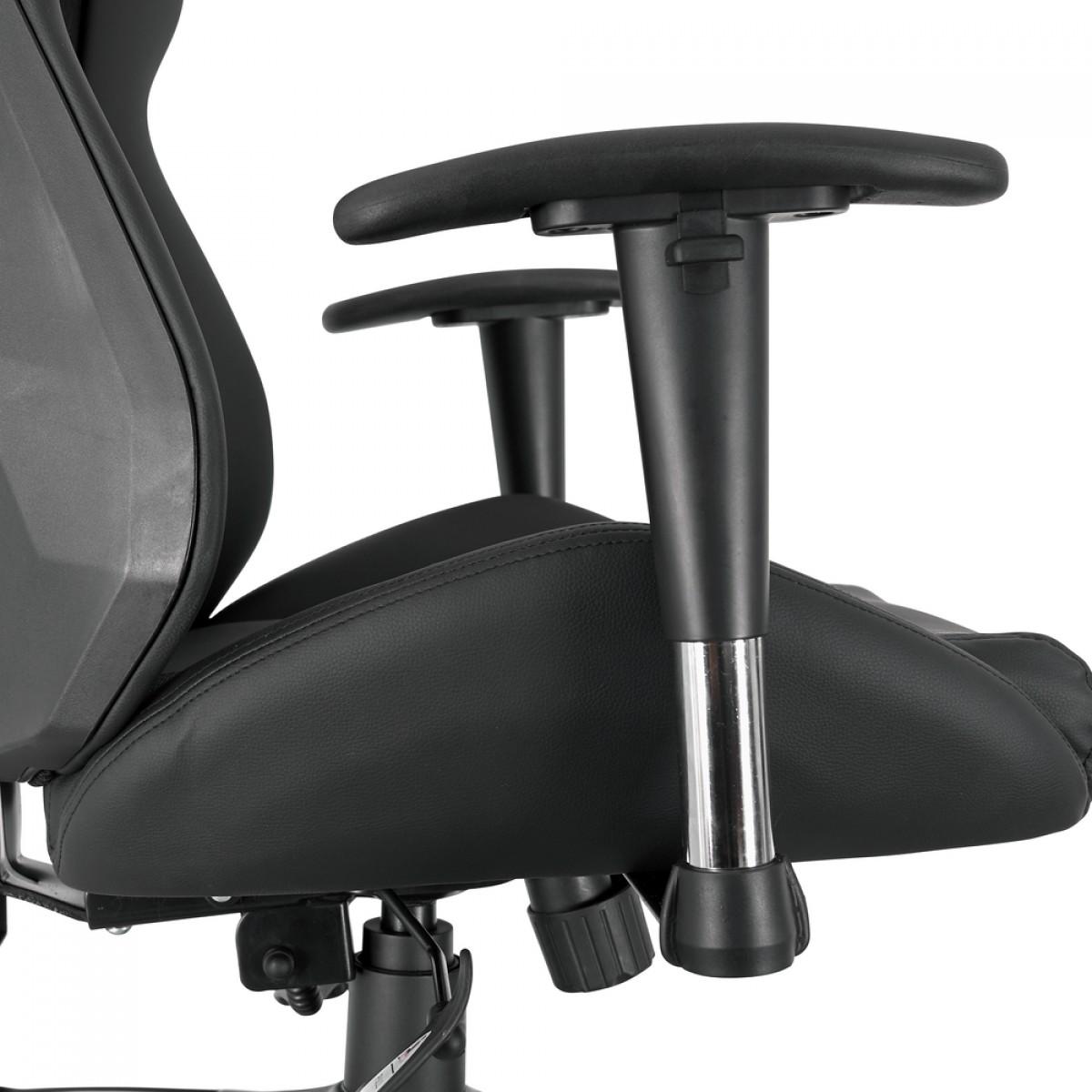 Cadeira Gamer Riotoro, Spitfire M2, Mesh, Reclinável, Black/Red, GC-10M2