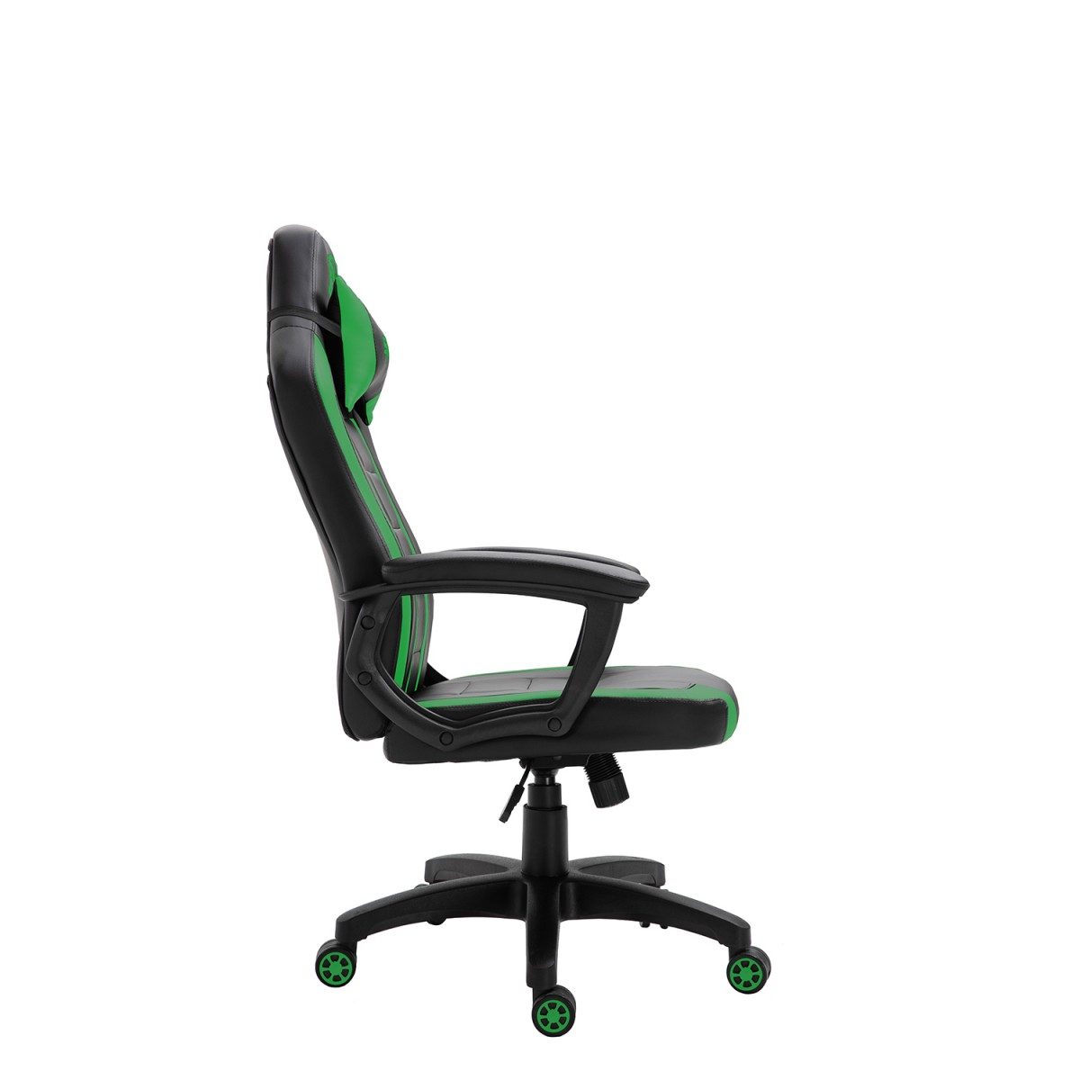 Cadeira Gamer Snake Viper II, Black/Green, SNG-CH-VI002