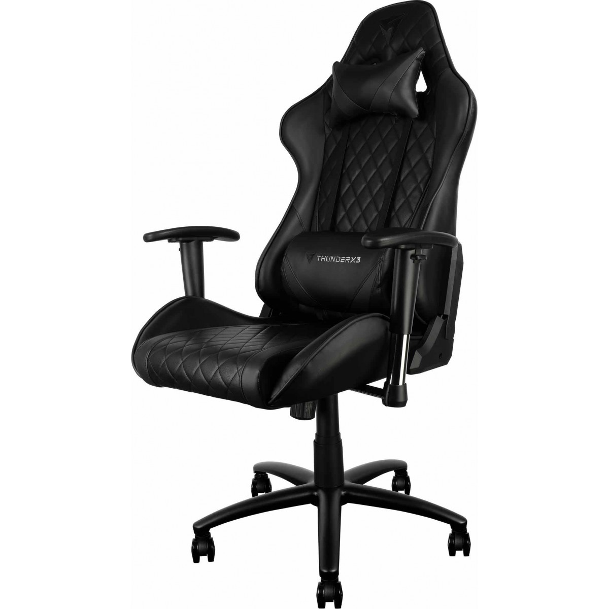 Cadeira Gamer ThunderX3, Black, TGC15-BK