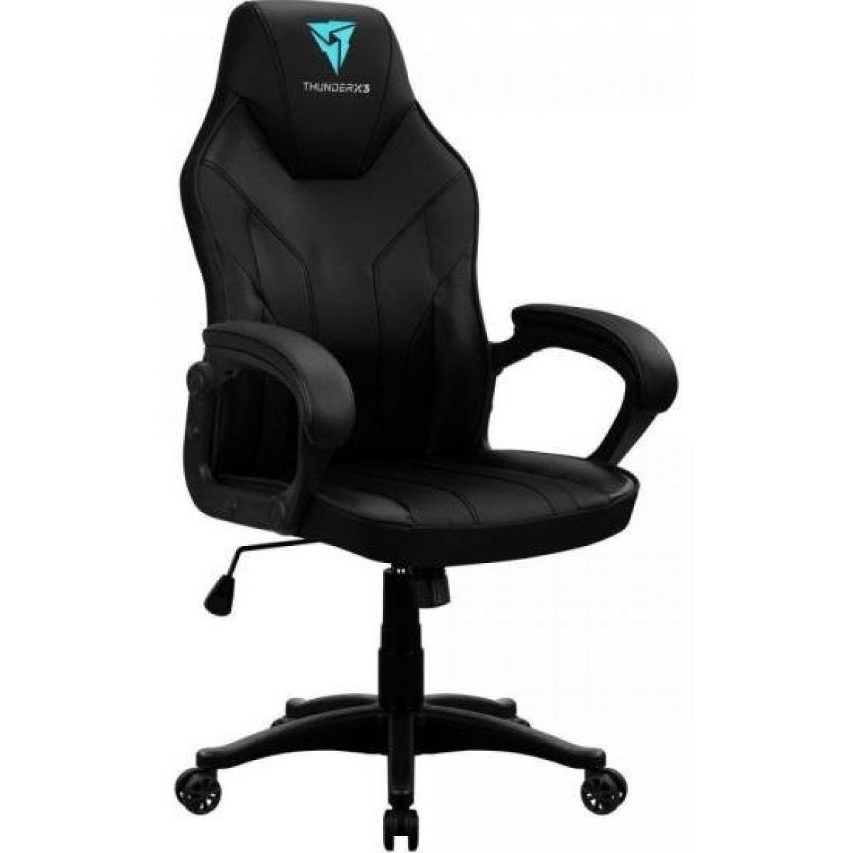 Cadeira Gamer ThunderX3 EC1, AIR Tech, Black