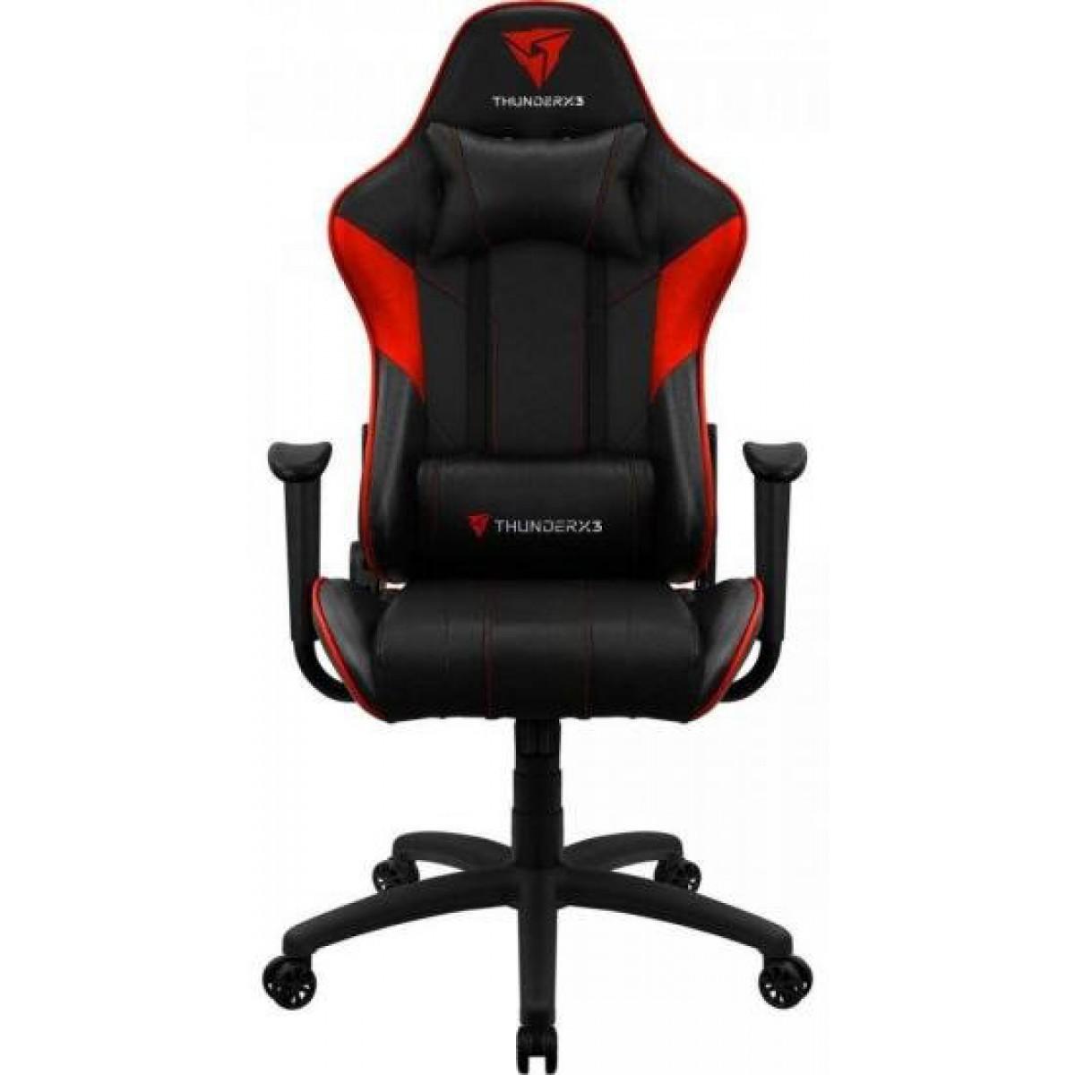 Cadeira Gamer ThunderX3 EC3, AIR Tech, Red - Open Box