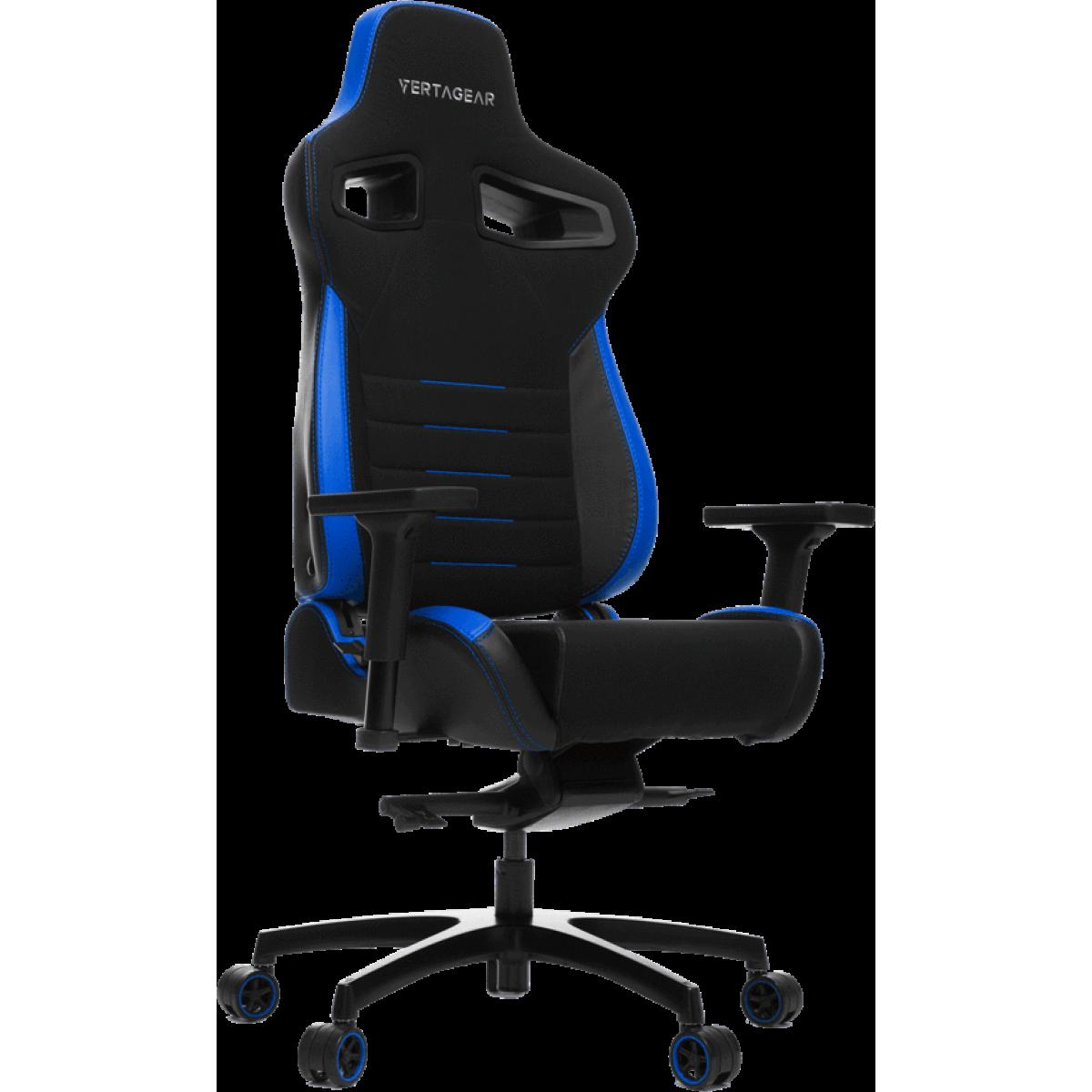 Cadeira Gamer Vertagear Racing PL4500, Black-Blue, VG-PL4500_BL