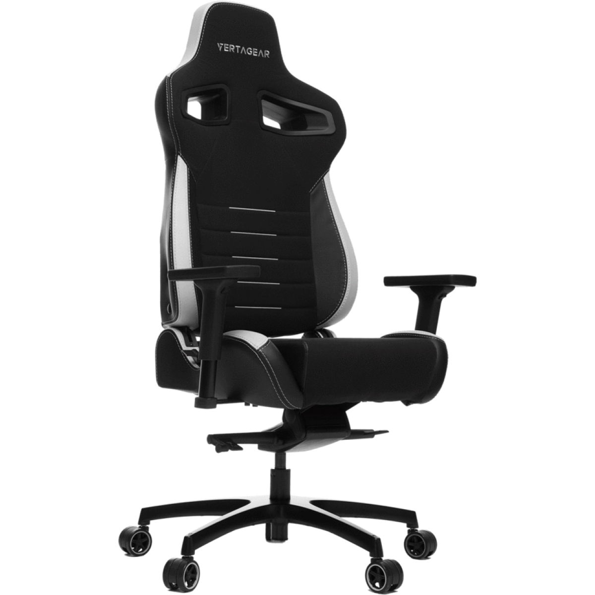 Cadeira Gamer Vertagear Racing PL4500, Black-White, VG-PL4500_WT
