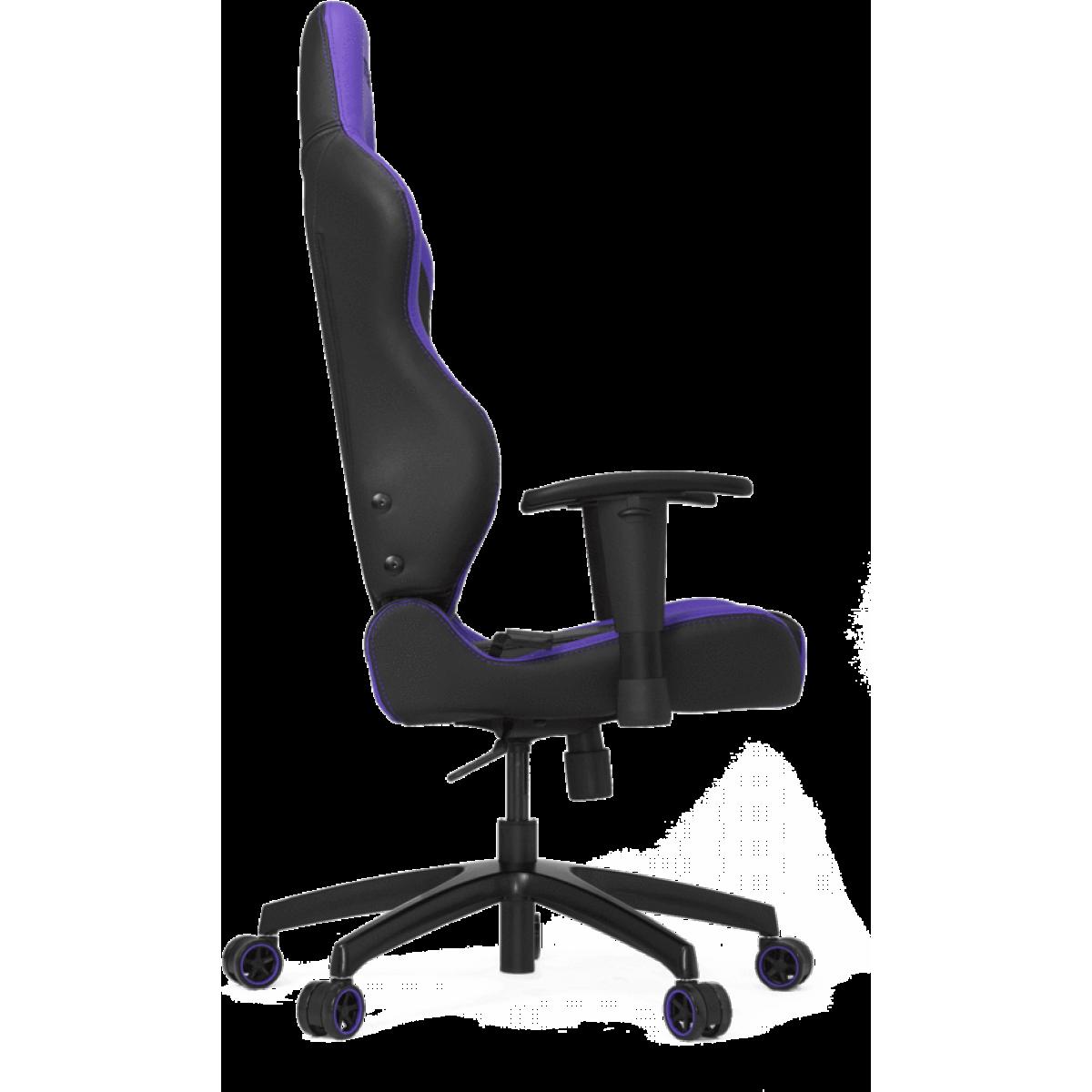 Cadeira Gamer Vertagear Racing SL2000, Black-Purple, VG-SL2000_BP