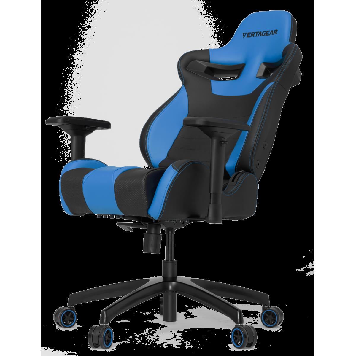 Cadeira Gamer Vertagear RACING SL4000, Black-Blue, VG-SL4000_BL