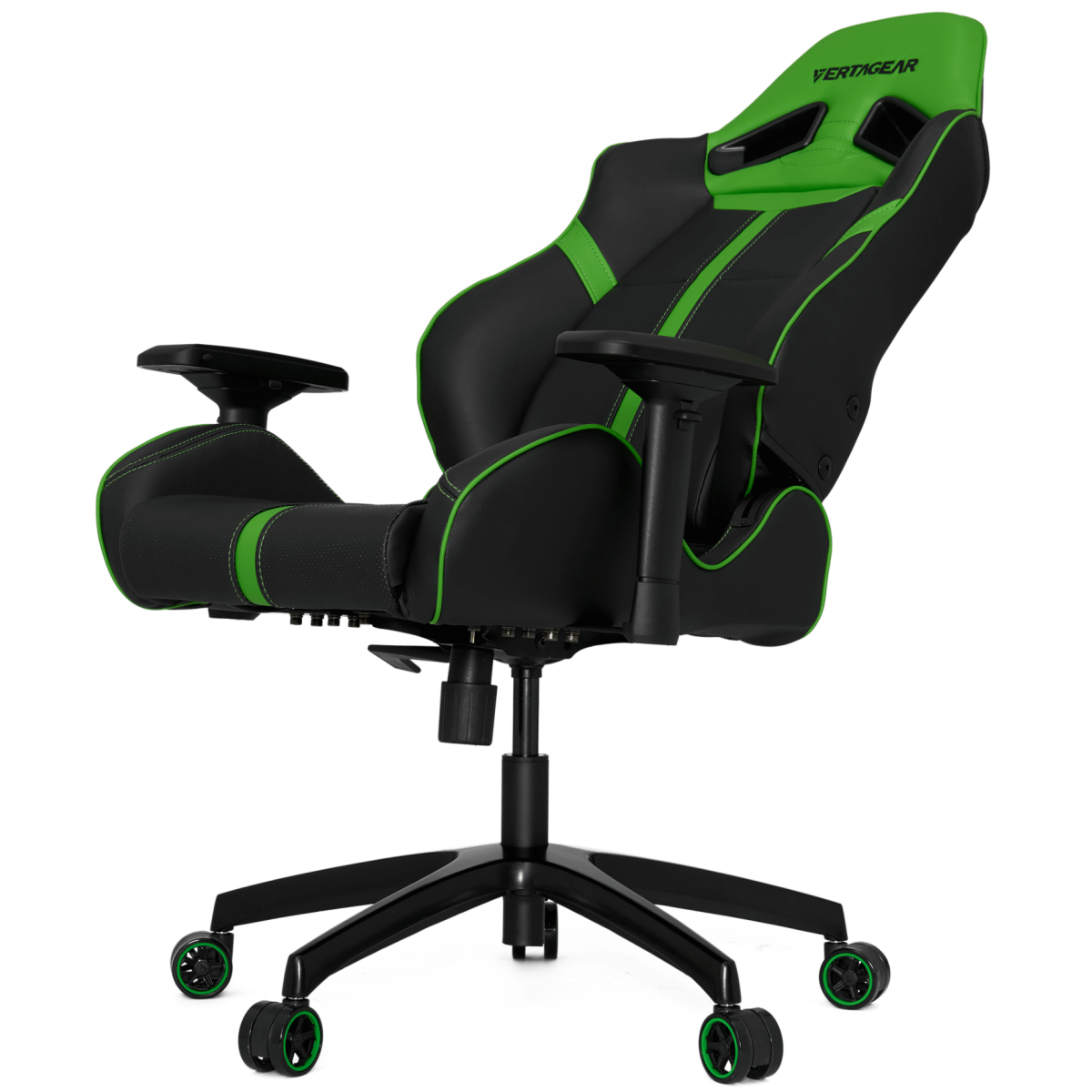 Cadeira Gamer Vertagear Racing SL5000, Black-Green, VG-SL5000_GR