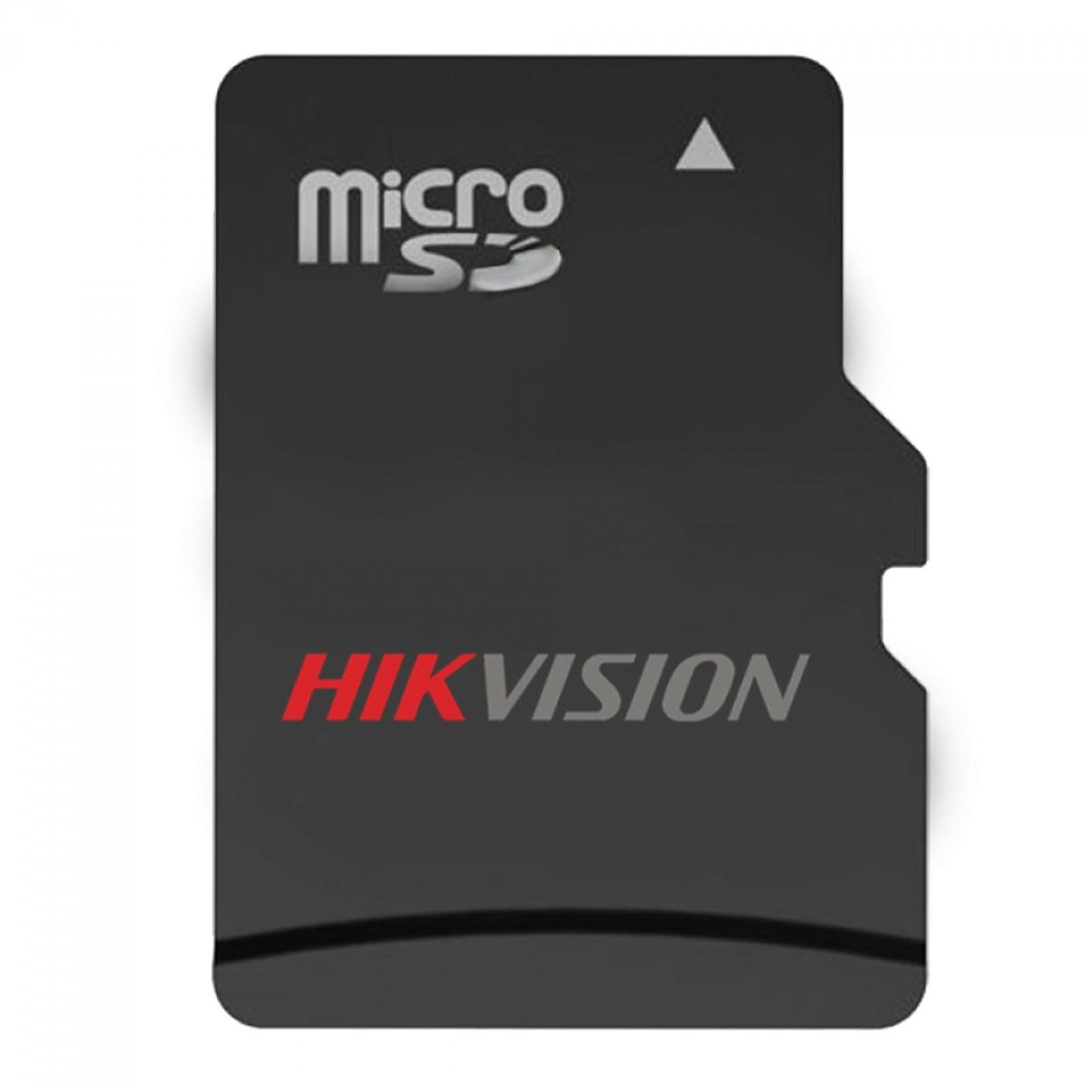 Cartão de Memória Hikvision Micro SDXC, V30I 128GB, HS-TF-C1/128G