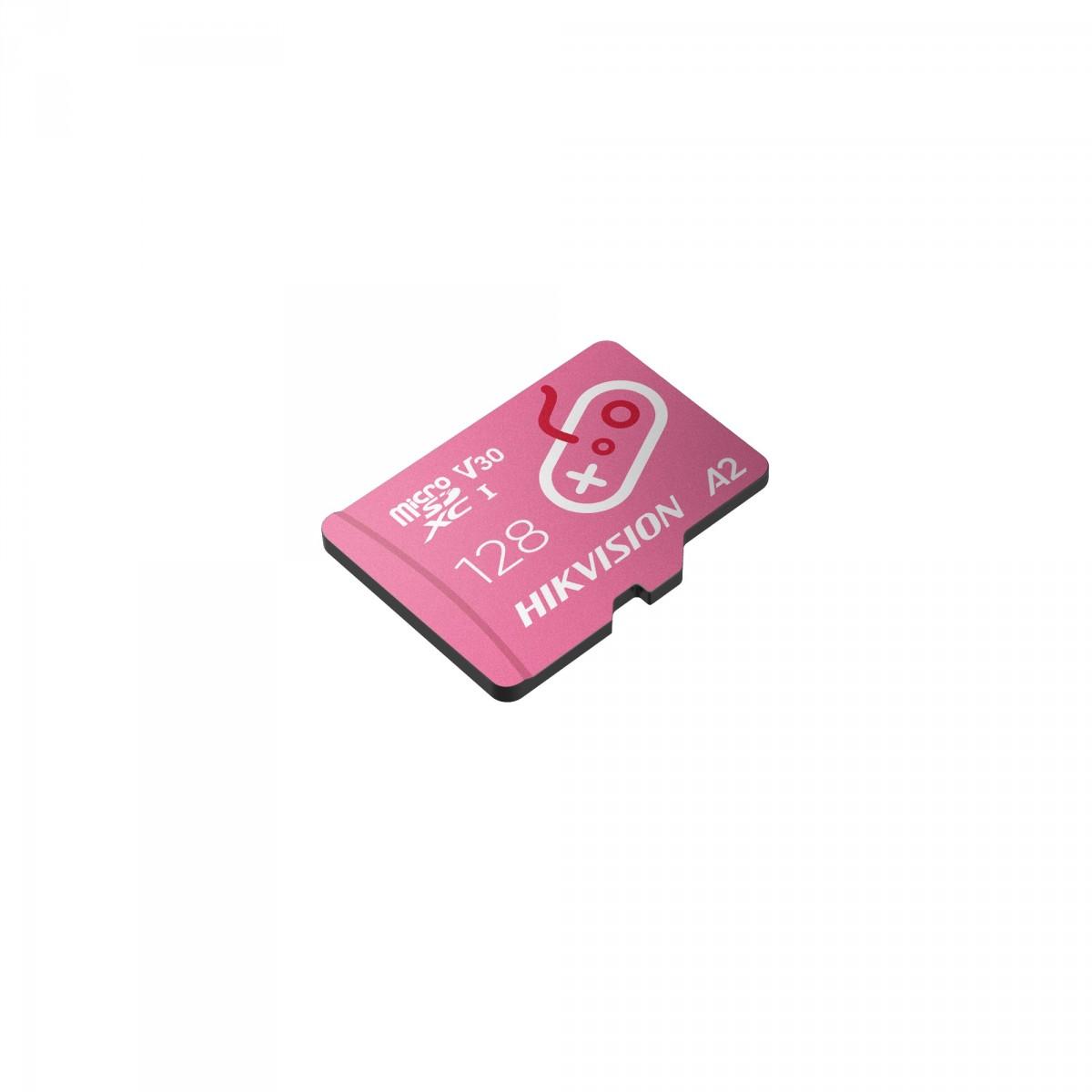 Cartão de Memória Hikvision Micro SD XC 128GB, HS-TF-G2-128G