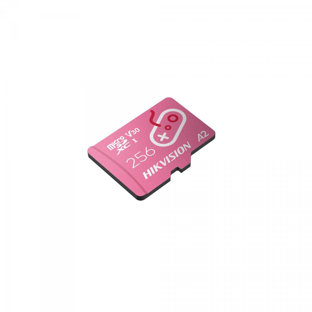 Cartão de Memória Hikvision Micro SD XC 256GB, HS-TF-G2-256G