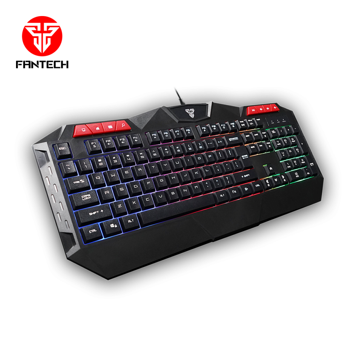 Combo Gamer Fantech Power Pack P31 Teclado, Mouse e Mousepad, P31
