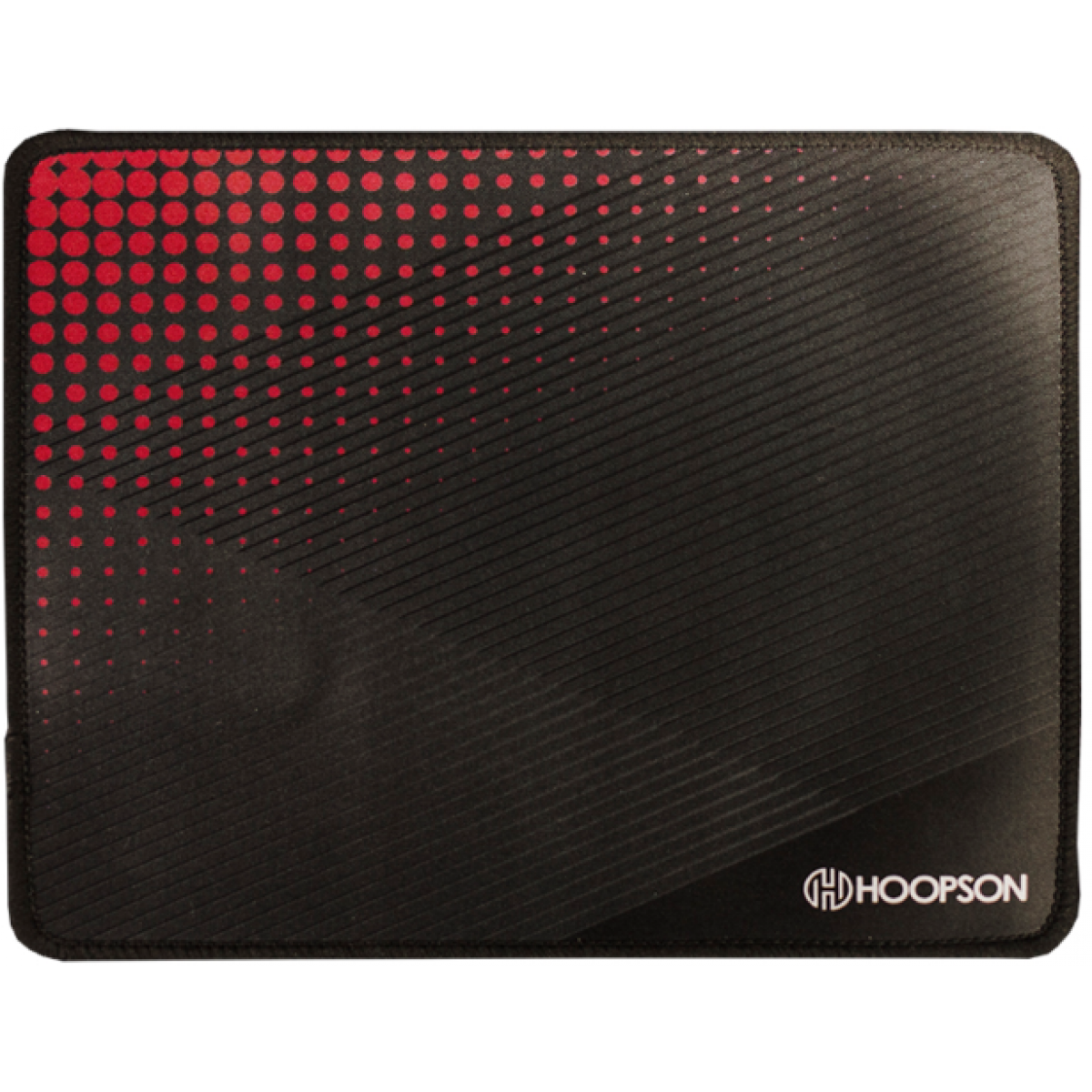 Combo Gamer Hoopson 4 em 1, Teclado, Mouse, Headset e Mousepad, Vermelho, TPC-050R