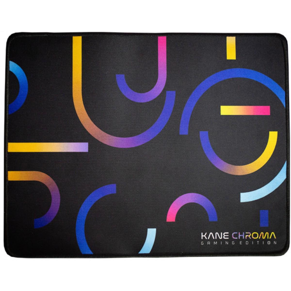 Combo Gamer Hoopson Kame Kroma 4 em 1, Teclado, Mouse, Headset e Mousepad, Black, TPC-051