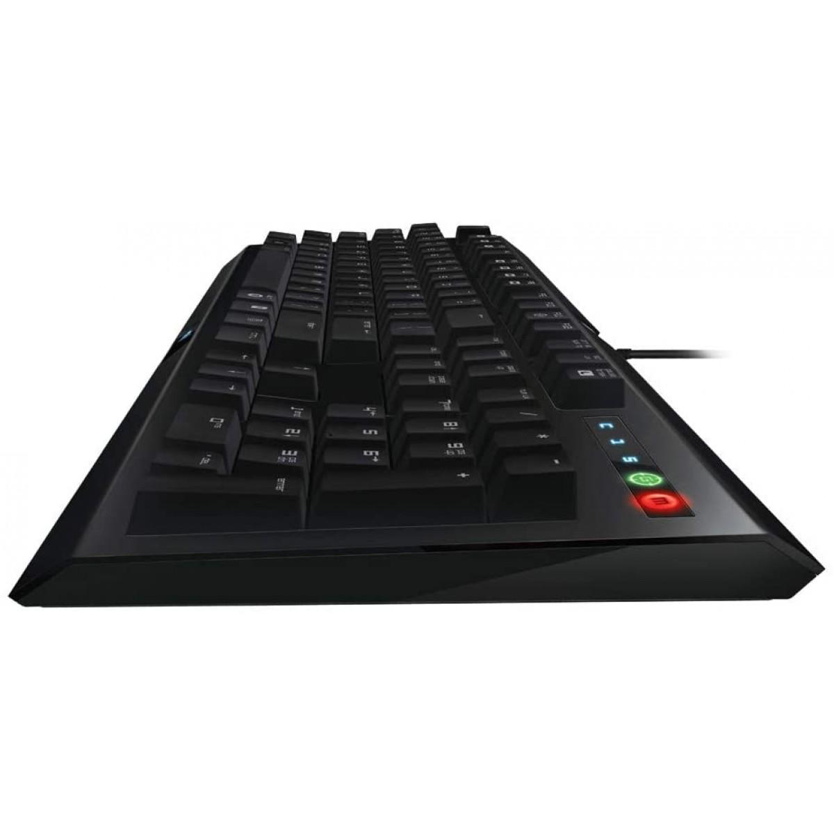 Combo Gamer Razer Teclado Gamer Cyclosa + Mouse Gamer Abyssus 1.800 DPI - RZ.CB.CY.01.RT