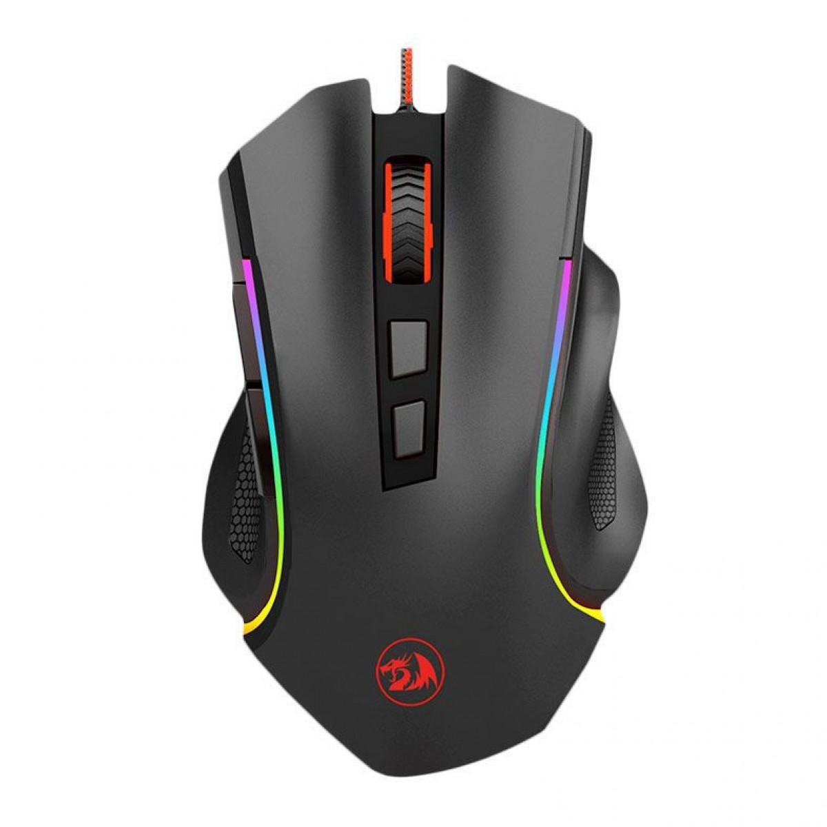 Combo Gamer Redragon Mouse e Mouse Pad 352x252x3mm, M602A-BA