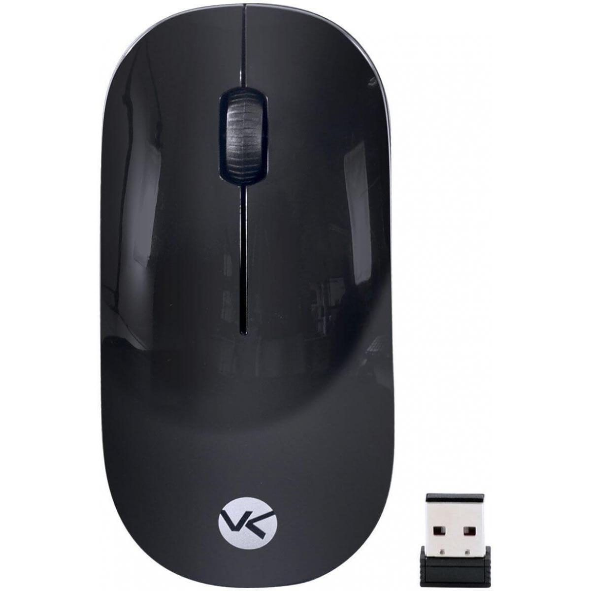 Combo Gamer Teclado e Mouse Vinik CMW 120 ABNT2 1000DPI Preto