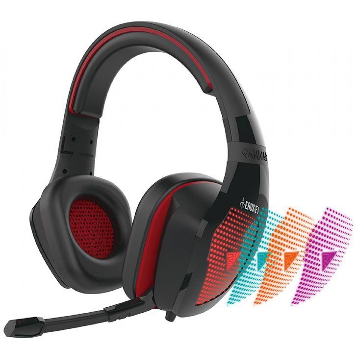 Combo Gamer Teclado Mouse e Headset Gamdias Poseidon M1