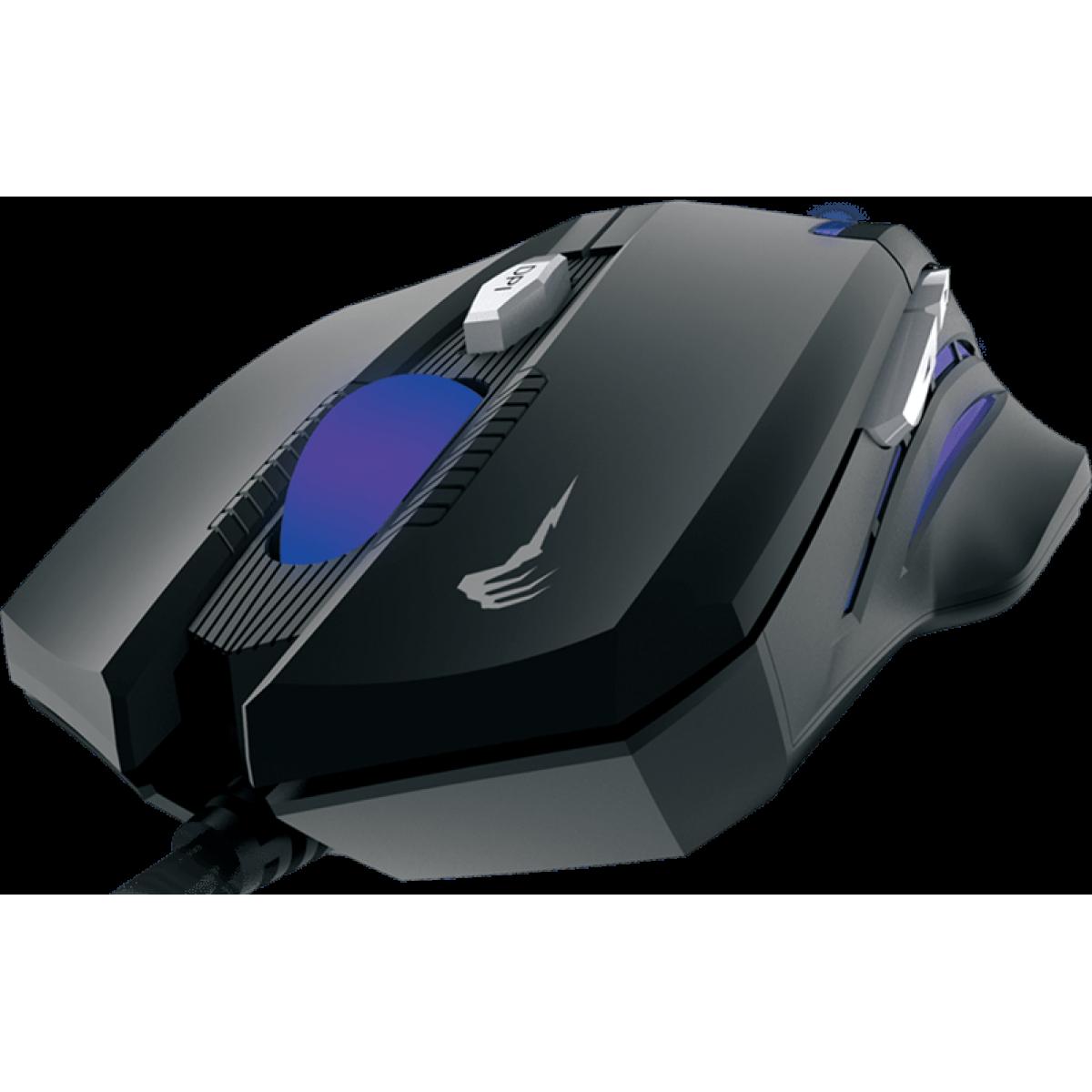 Combo Gamdias Teclado Mecânico Hermes E1 MX Blue + Mouse Demeter E2 3200 DPI + Mouse Pad NYX E1