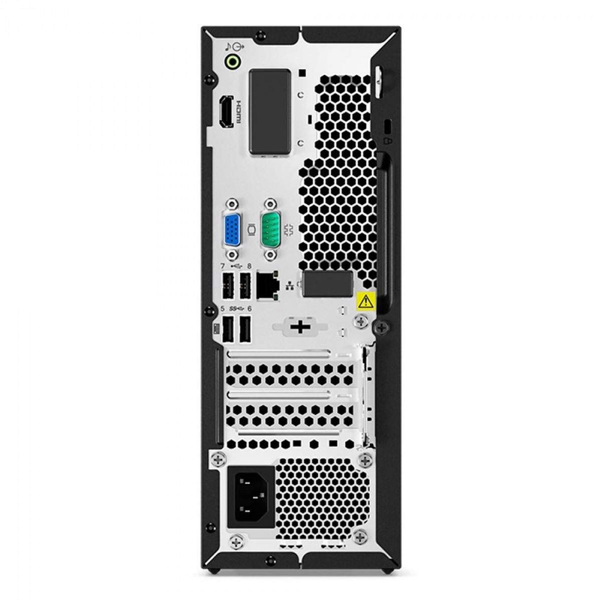 Computador Lenovo V50S T-Moba  i3-10100 / 4GB / 500GB / FreeDOS / Teclado e Mouse