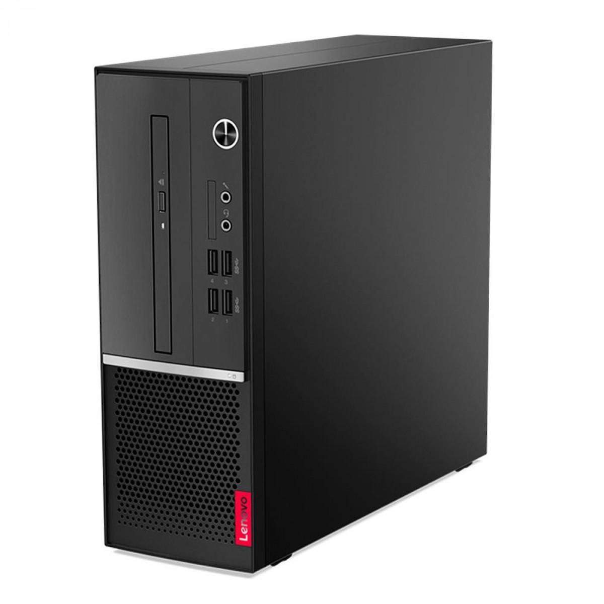 Computador Lenovo V50S T-Gamer  i5-10400 / 8GB / 500GB / Windows 10 Pro / Teclado e Mouse