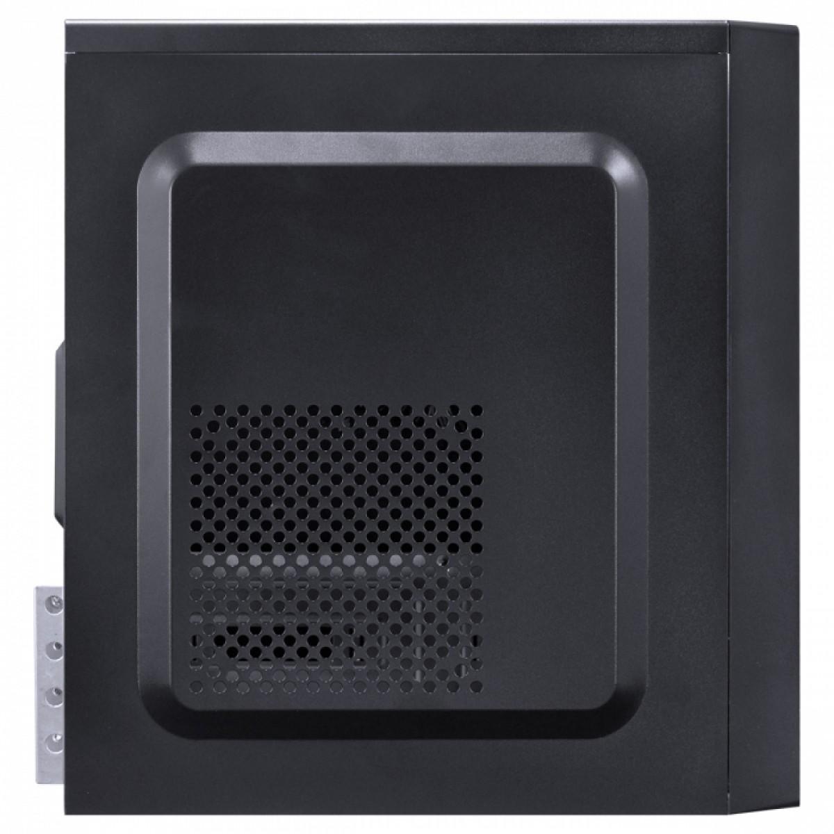 Computador Skul T-Moba Business B300 i3 9100 / 8GB DDR4 / SSD 480GB  / HDMI/VGA / FONTE 200W