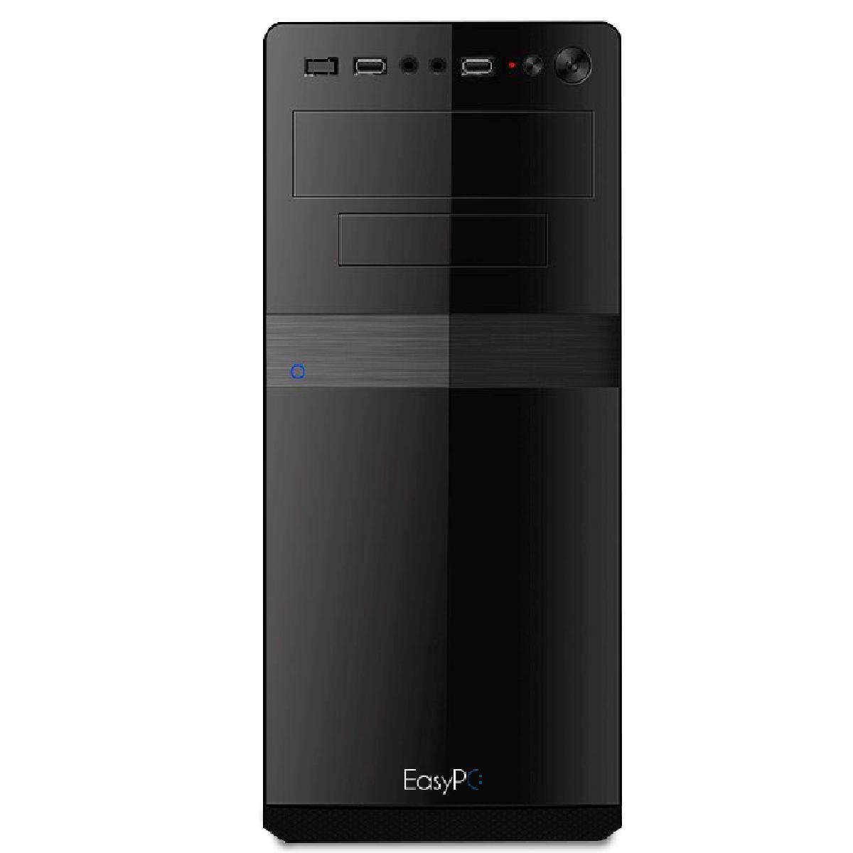 Computador T-Home EasyPc Intel Dual Core J1800 / 4GB / SSD 120GB / 300W