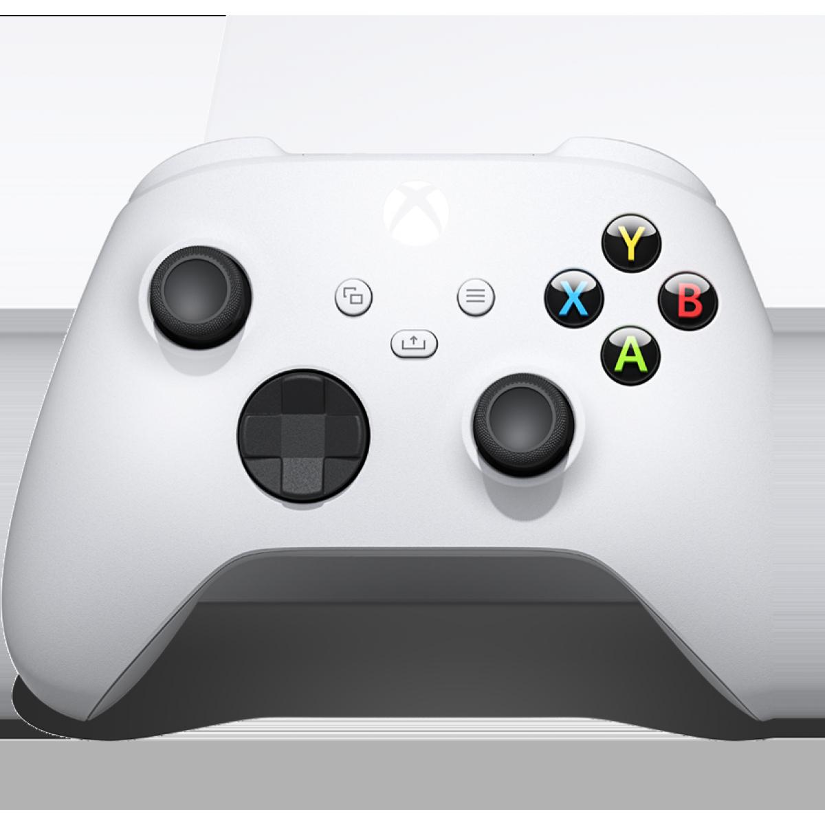 Console Xbox Series S, 512GB, White, Com 1 Controle, RRS-00006