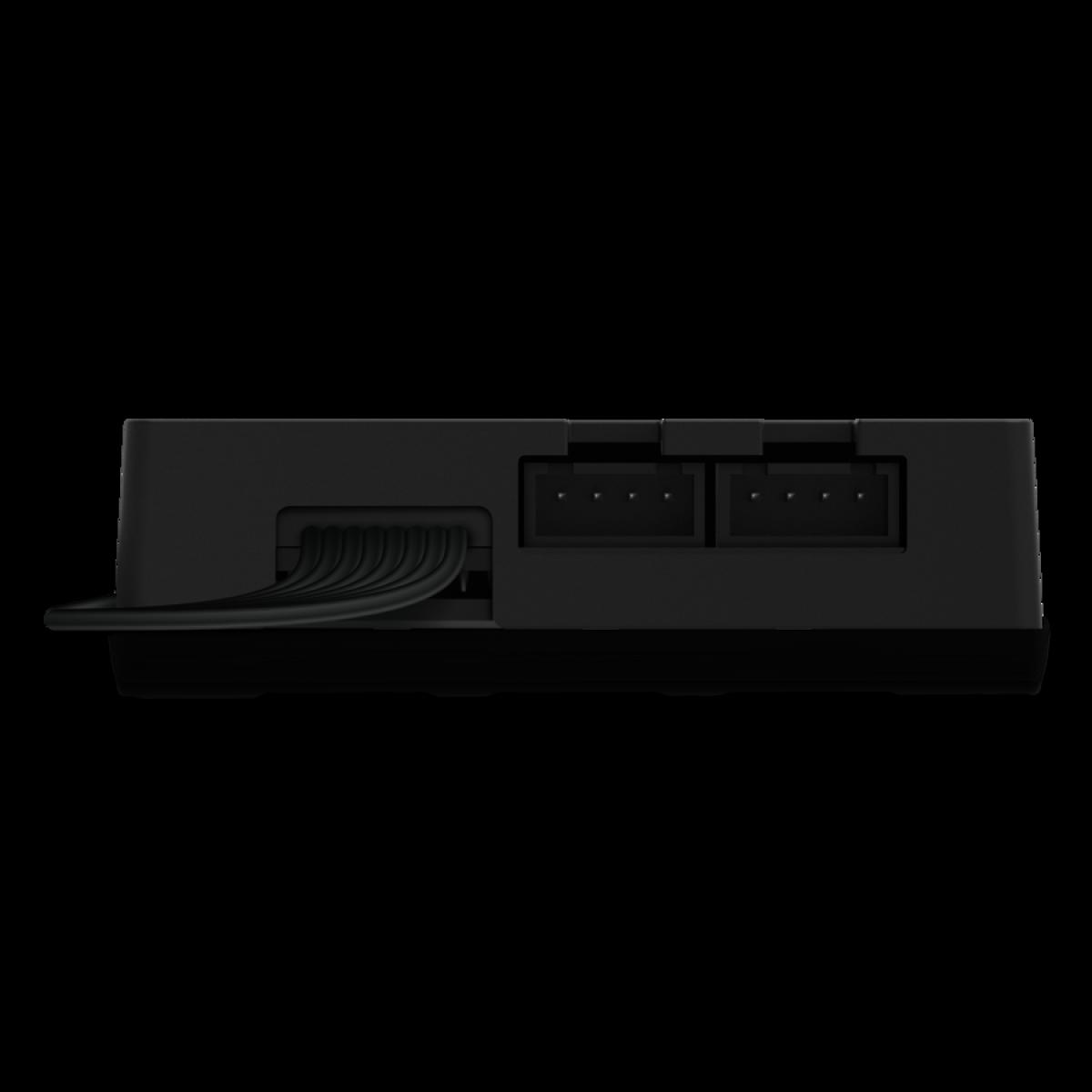 Controlador RGB e Fan NZXT, 3 Fans e 2 LEDs, AC-2RGBC-B1
