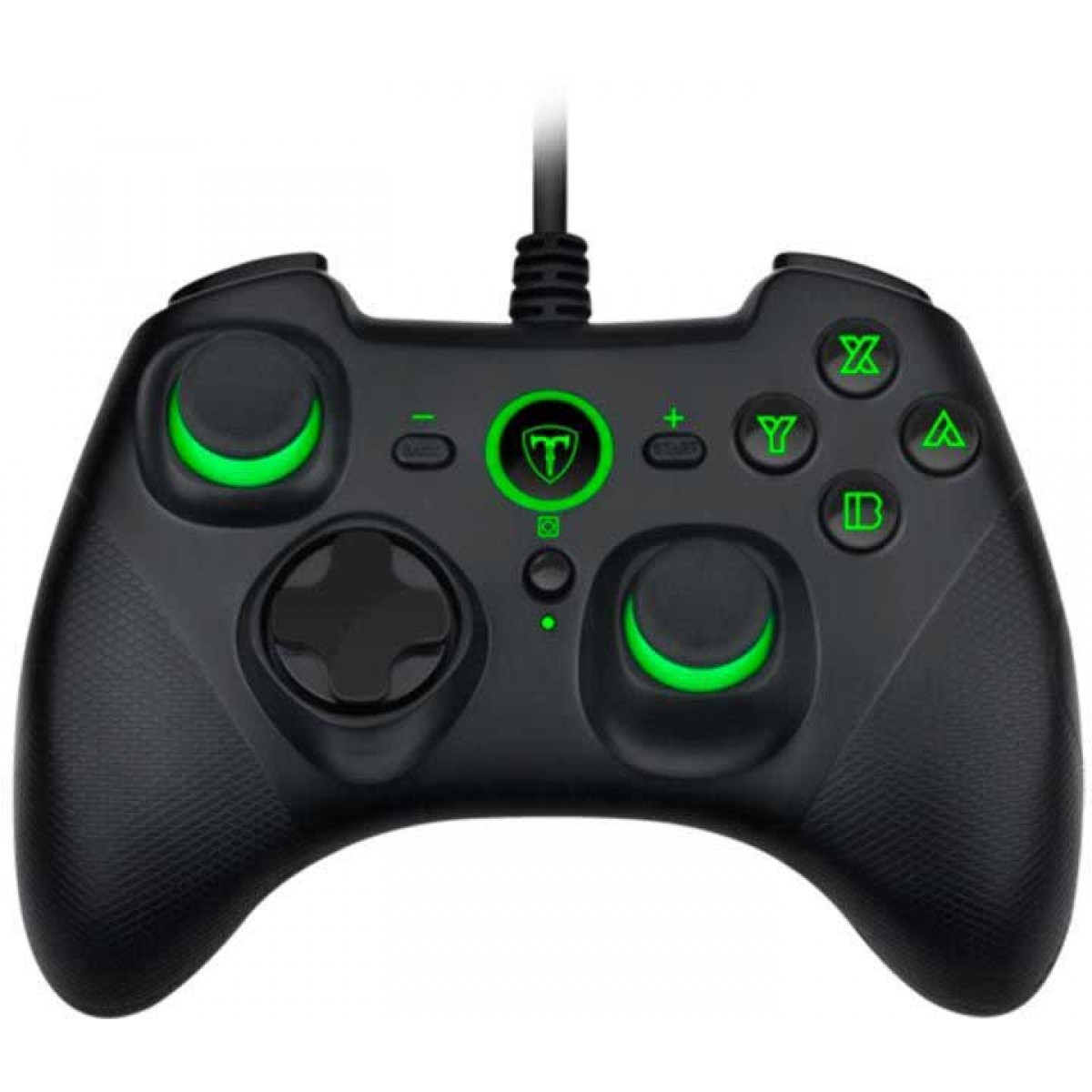 Controle T-Dagger Taurus, Switch-PS3, Black, T-TGP501